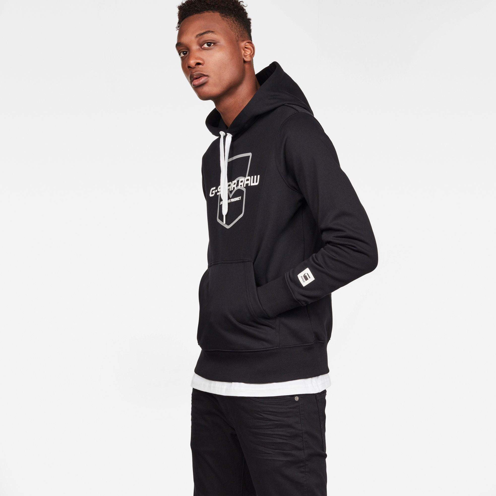 G-Star RAW Graphic 33 Core Hooded Sweat