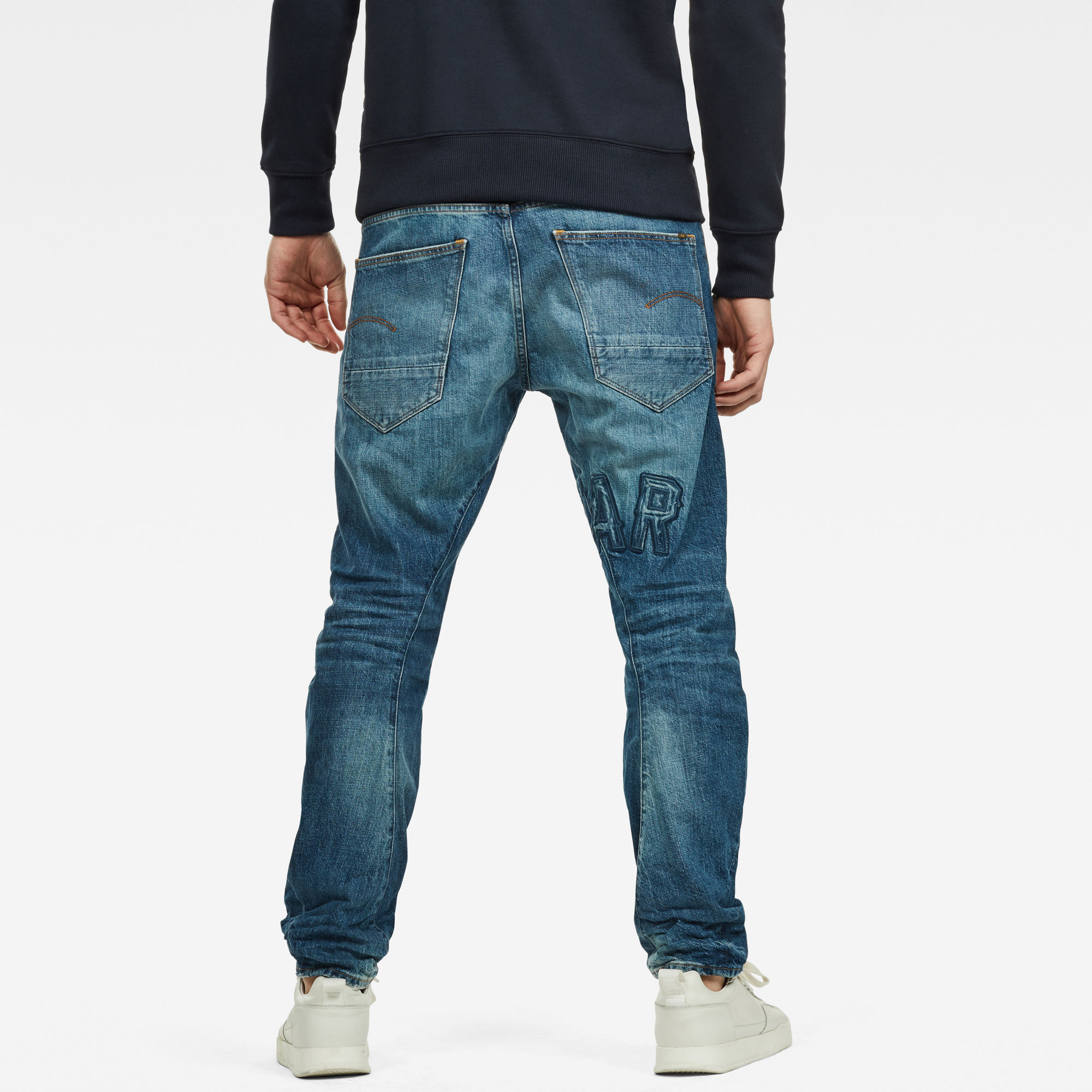 G-Star RAW Arc 3D Relaxed Tapered Art Jeans