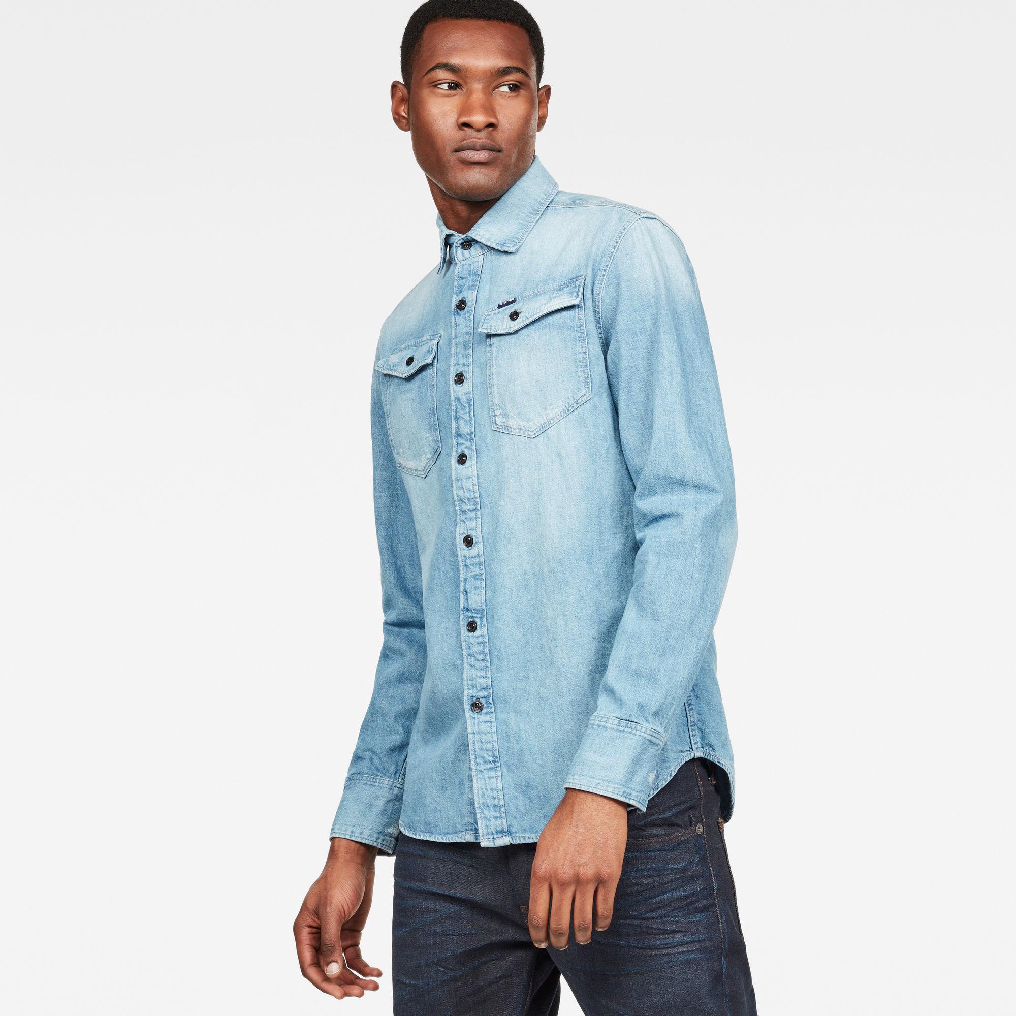 Tacoma Slim Overhemd