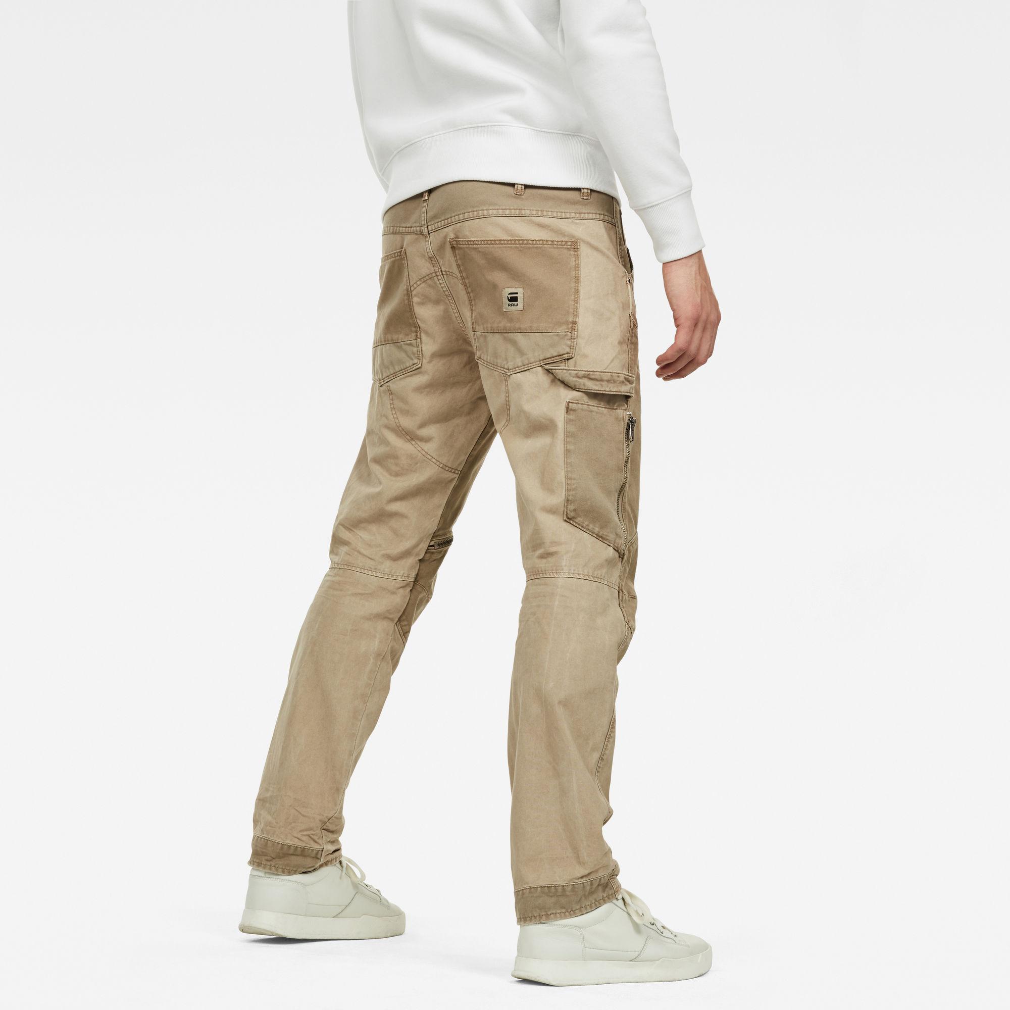 5620 Workwear 3D Straight Broek