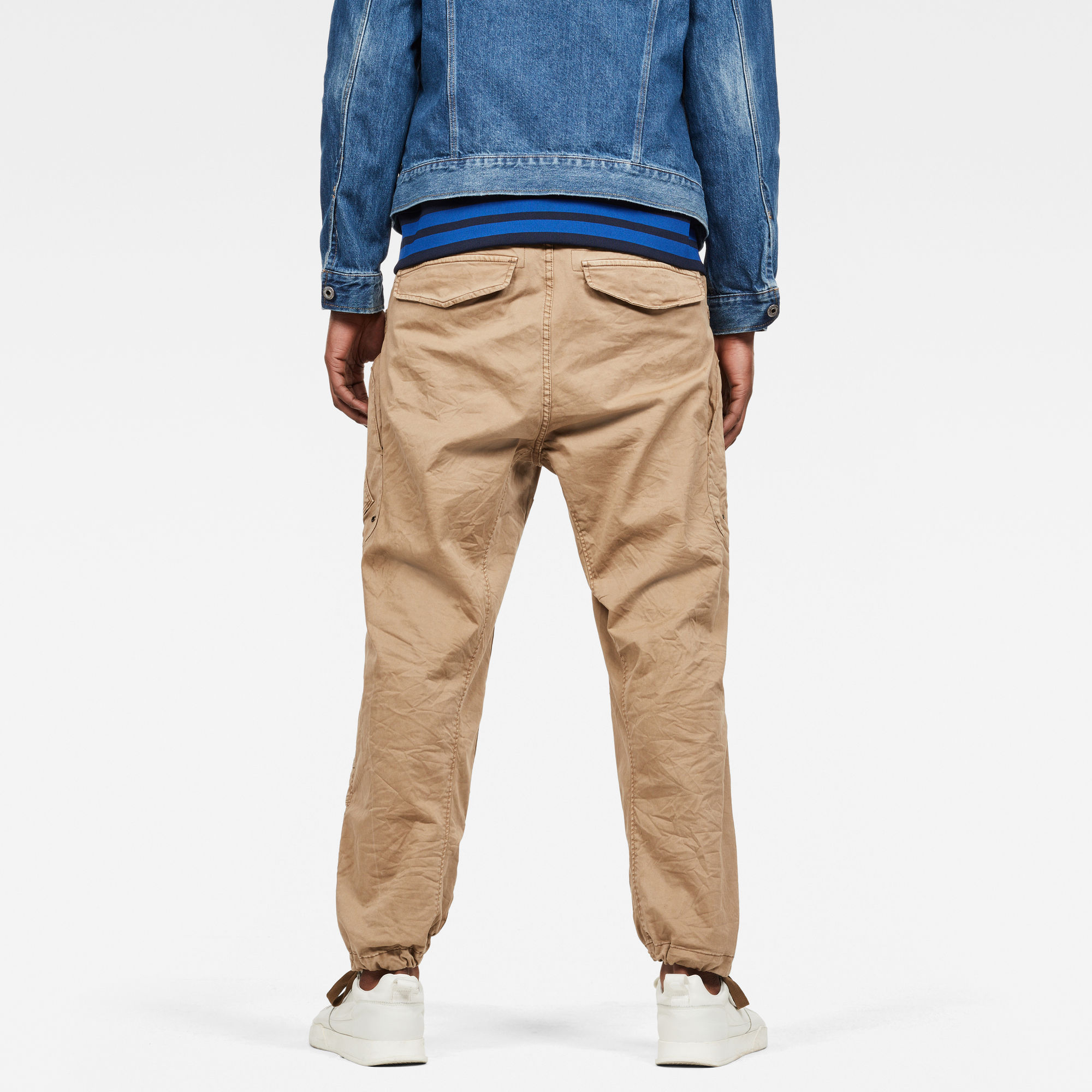 Rovic 3D Airforce Relaxed Trousers