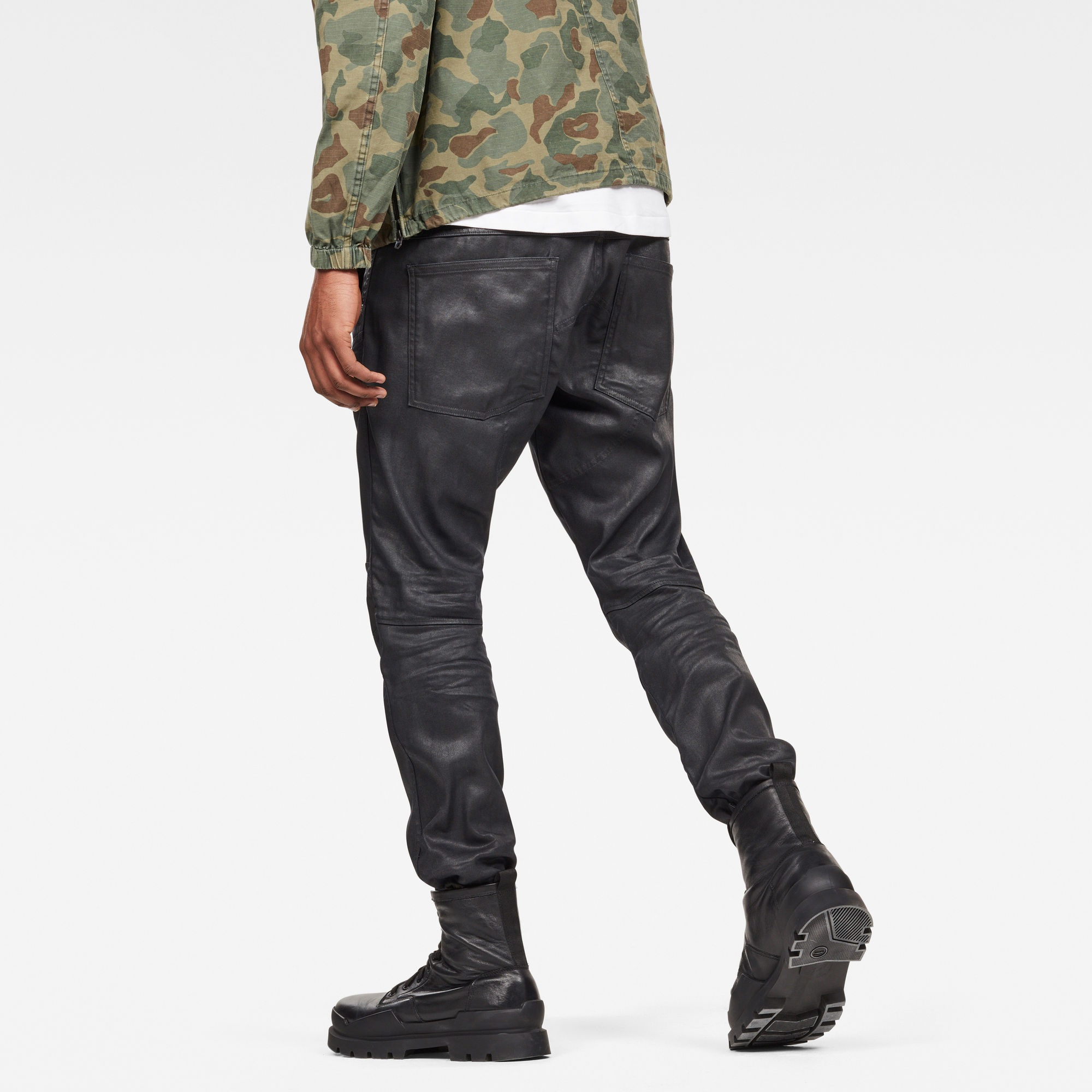 G-Star RAW 5620 3D Sport Straight Tapered Jeans