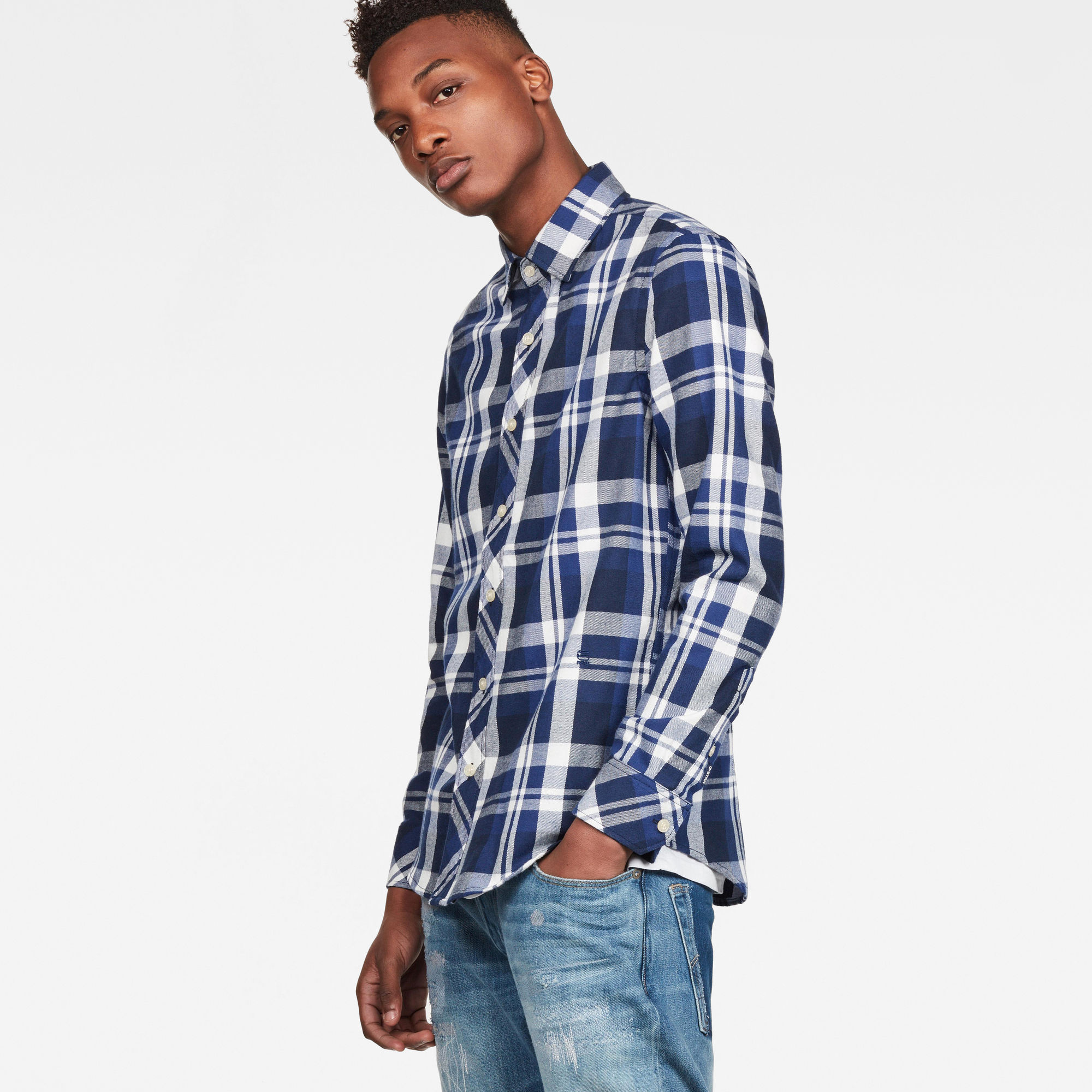 G-Star RAW Bristum Slim Overhemd