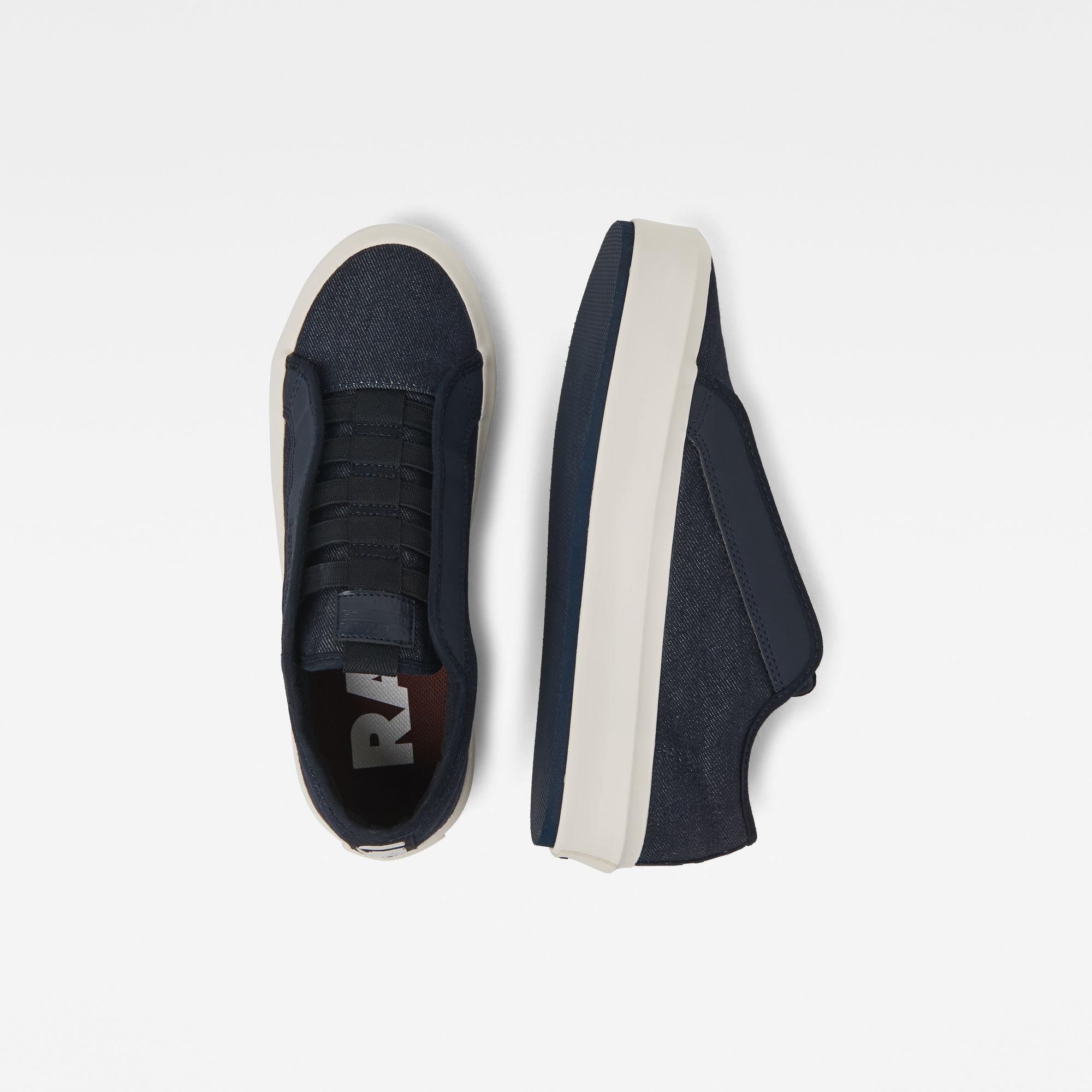 G-Star RAW Strett Denim Lace Up Sneakers