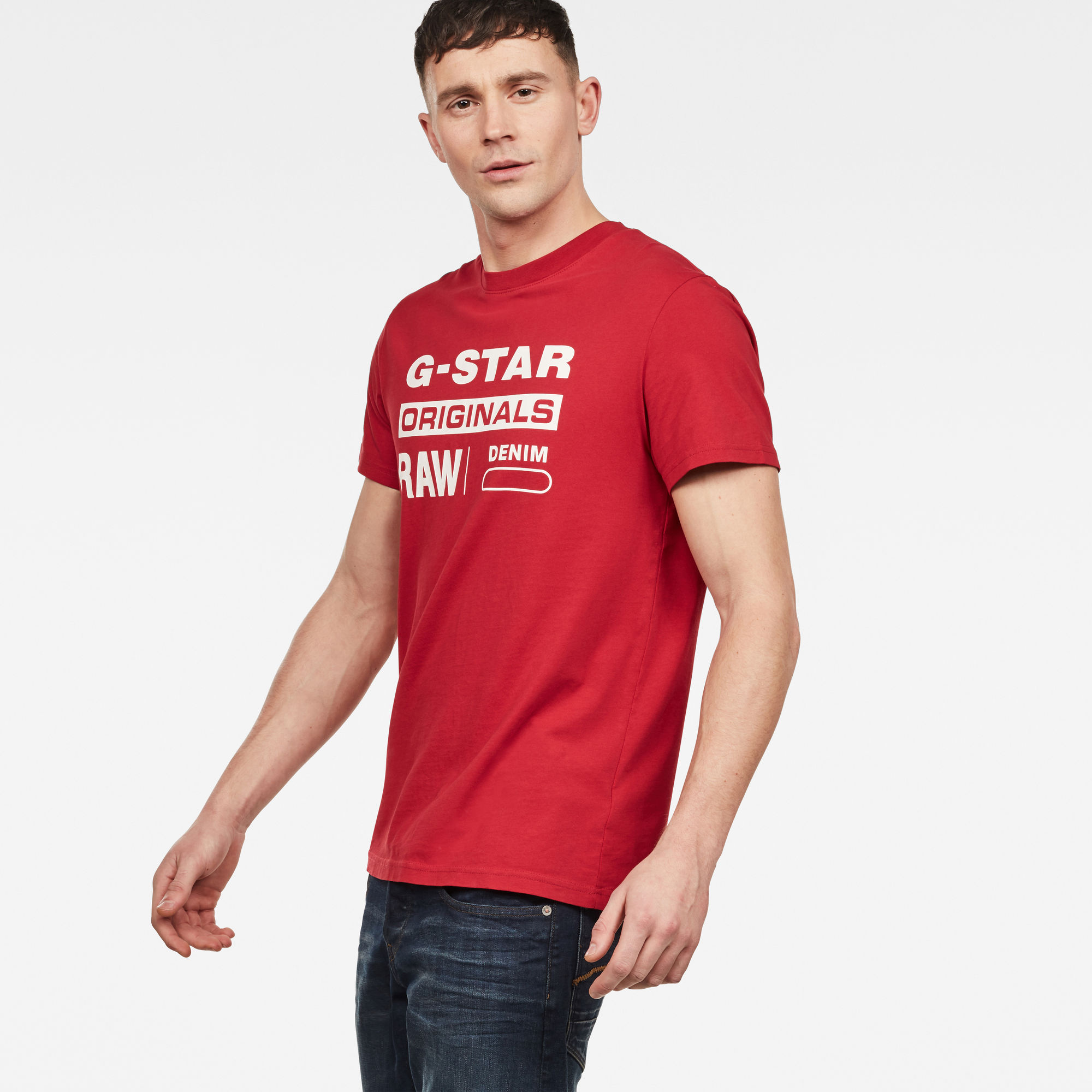 G-Star RAW Graphic 8 T-Shirt