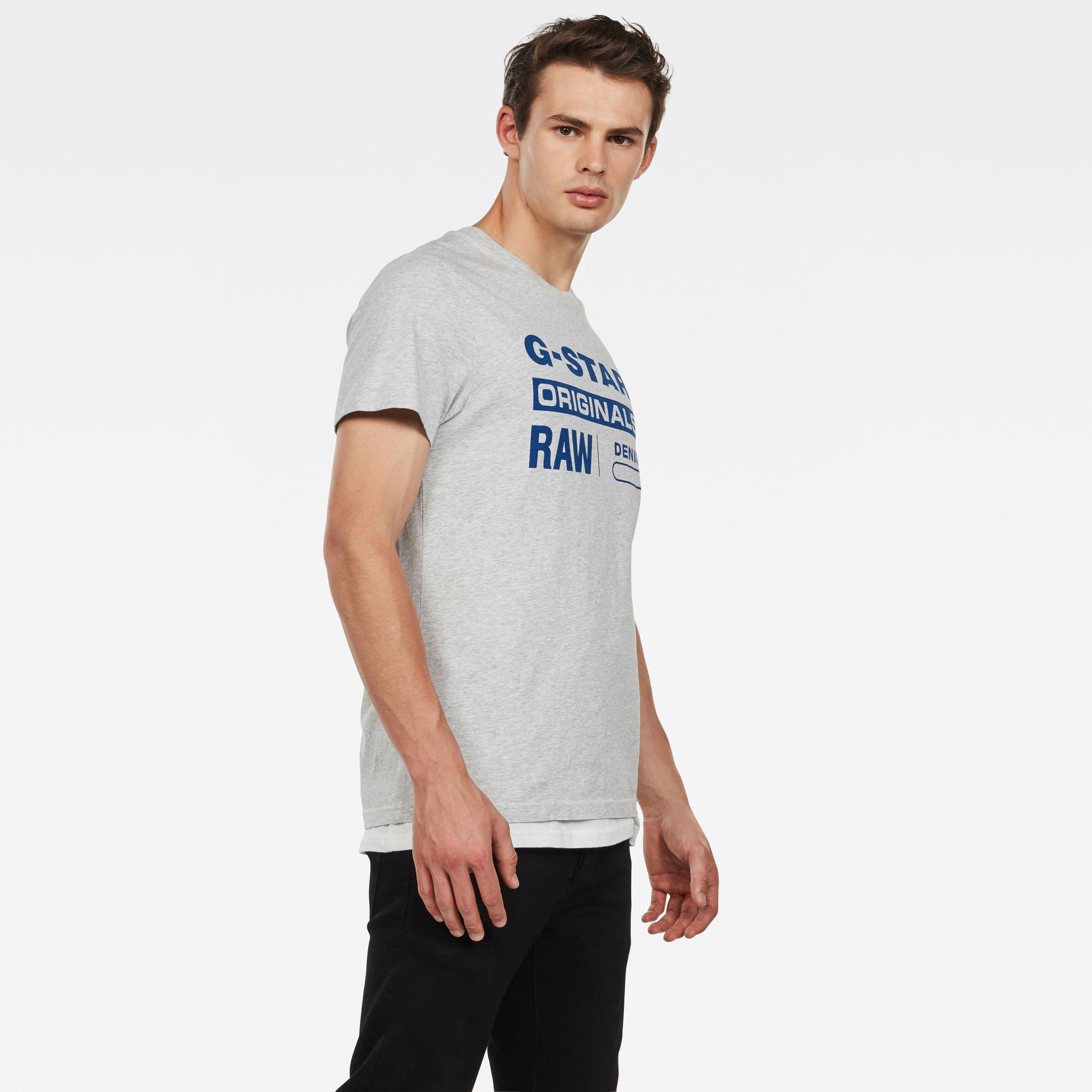 G-Star RAW Graphic Logo 8 T-Shirt