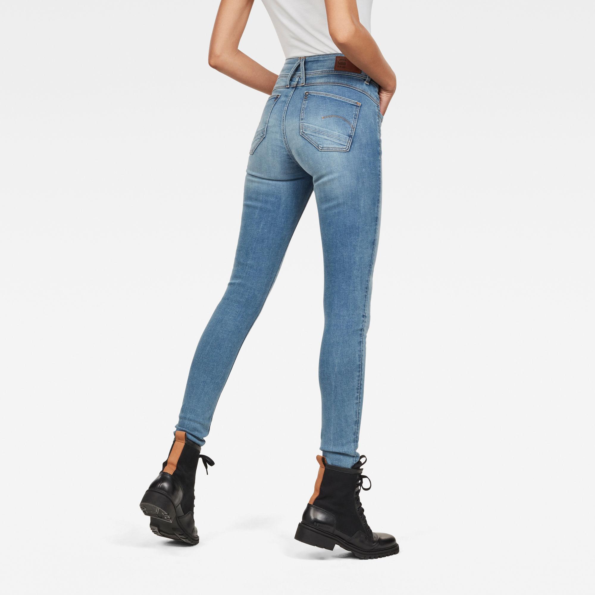 G-Star RAW Lynn High Super Skinny Jeans