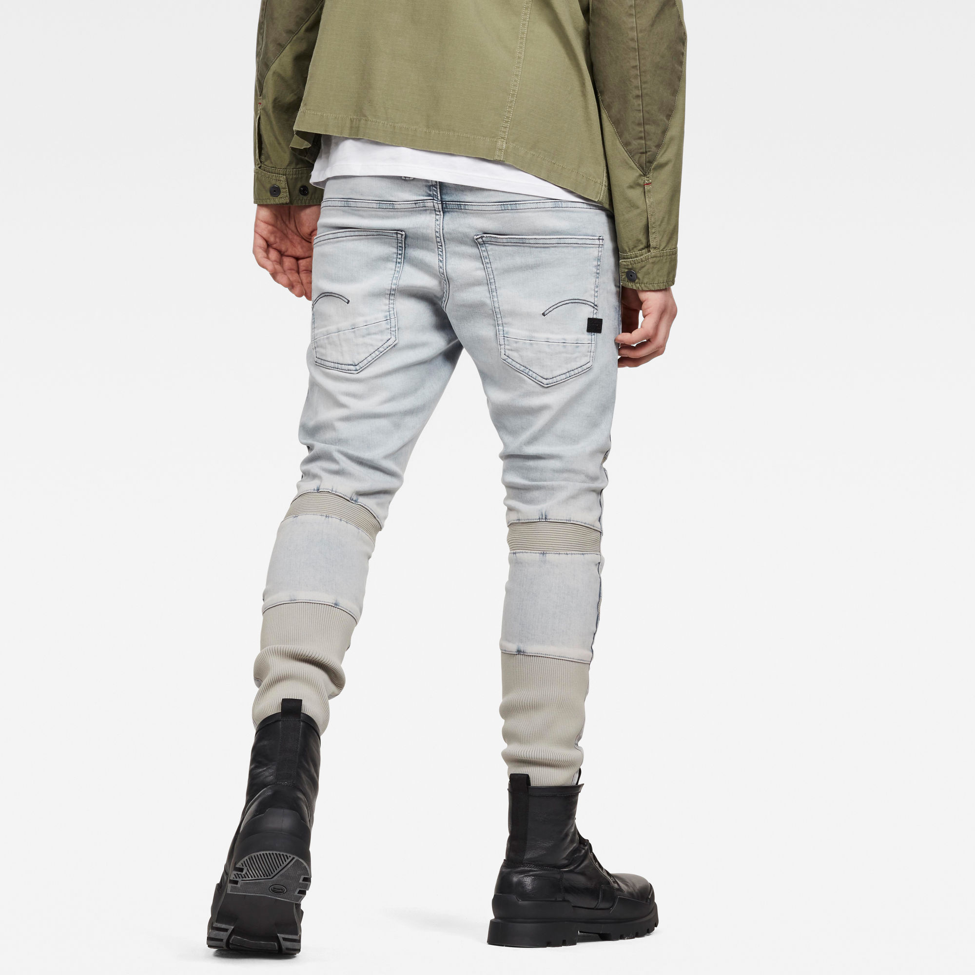 G-Star RAW Motac Deconstructed 3D Slim Jeans
