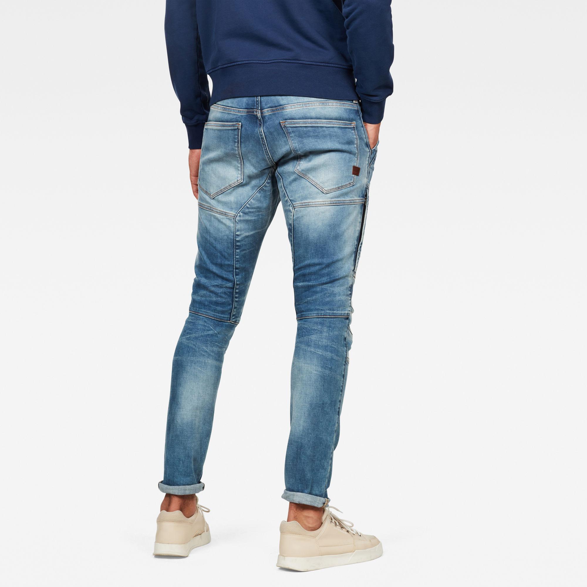 G-Star RAW Rackam 3D Skinny Jeans