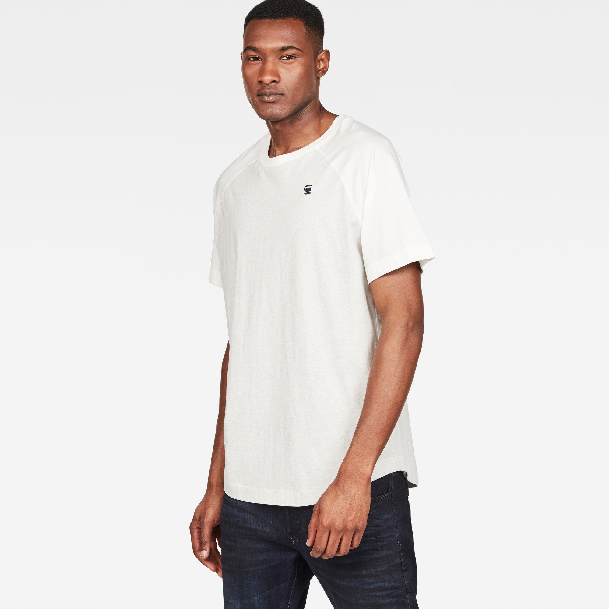 Ore Raglan Loose T-Shirt