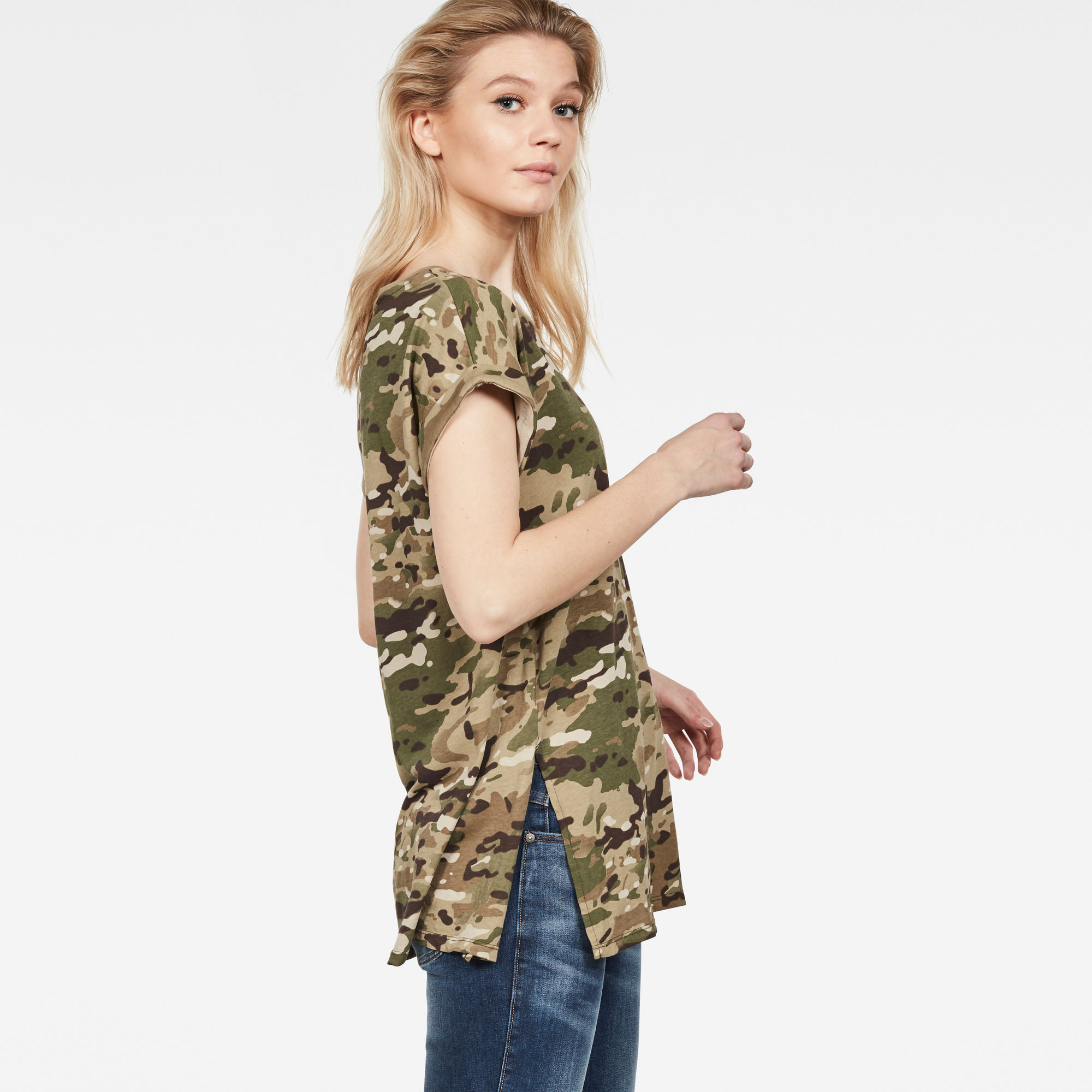 G-Star RAW Luge Knotted T-Shirt