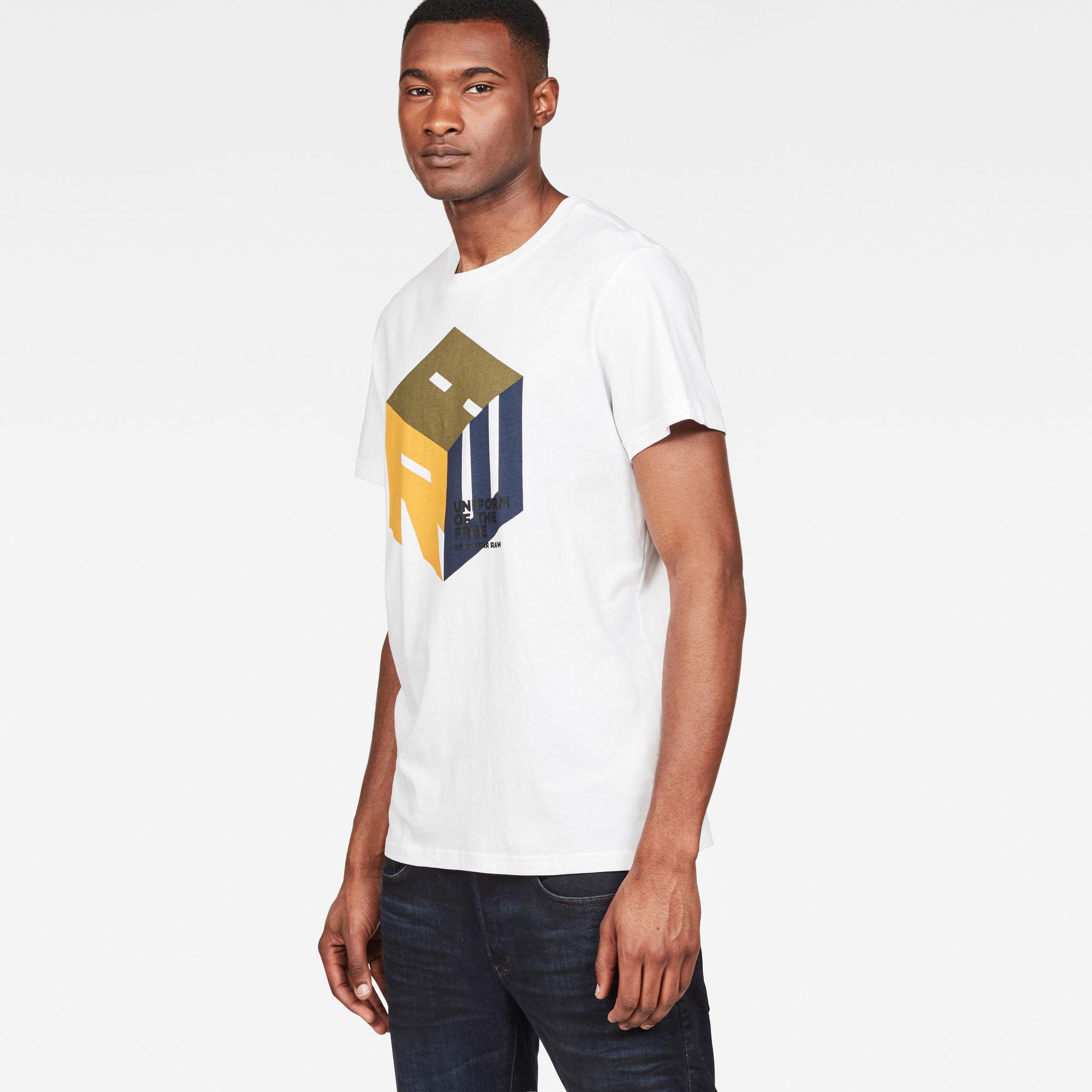 G-Star RAW Graphic 6 T-Shirt