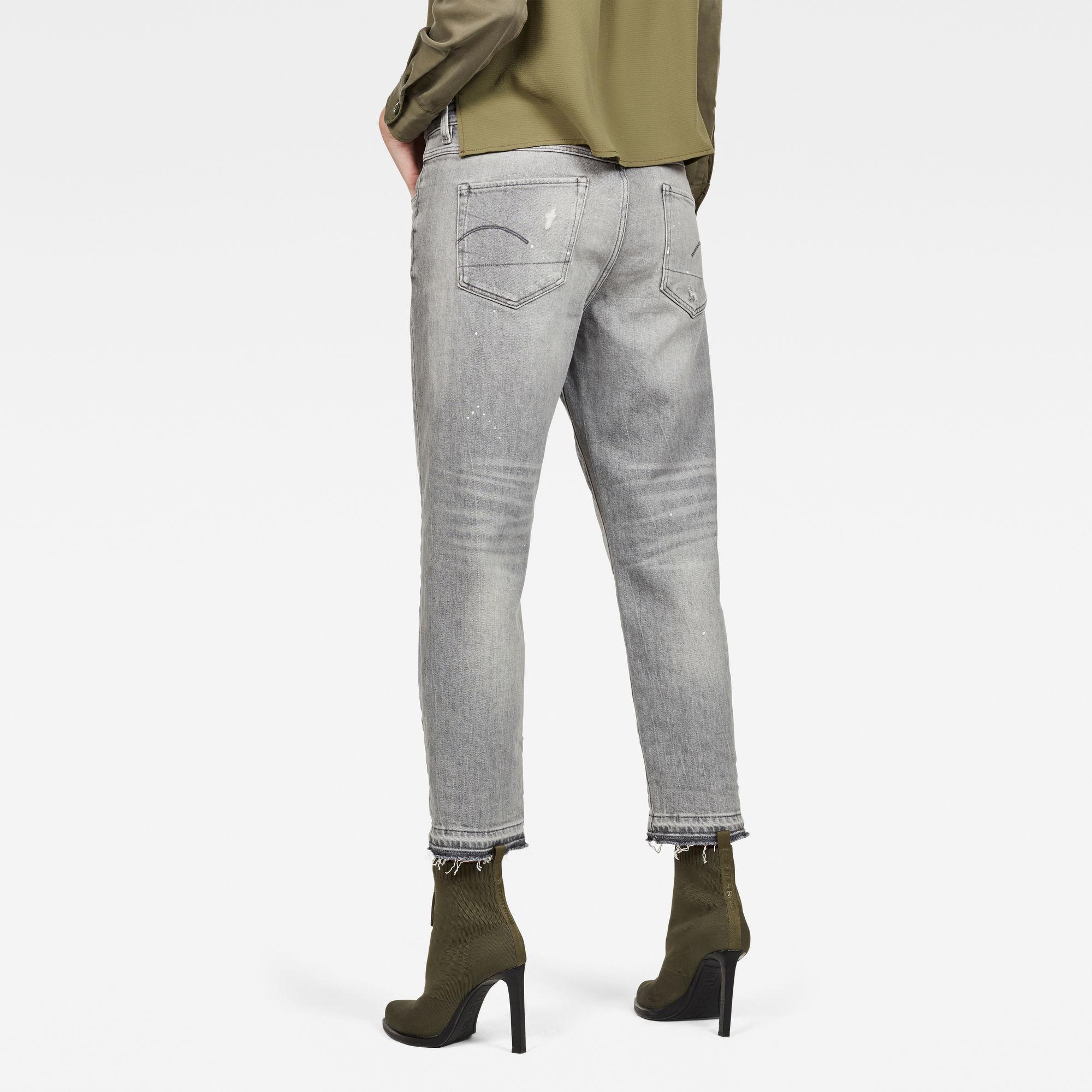 G-Star RAW 3301 RP Mid Boyfriend Jeans