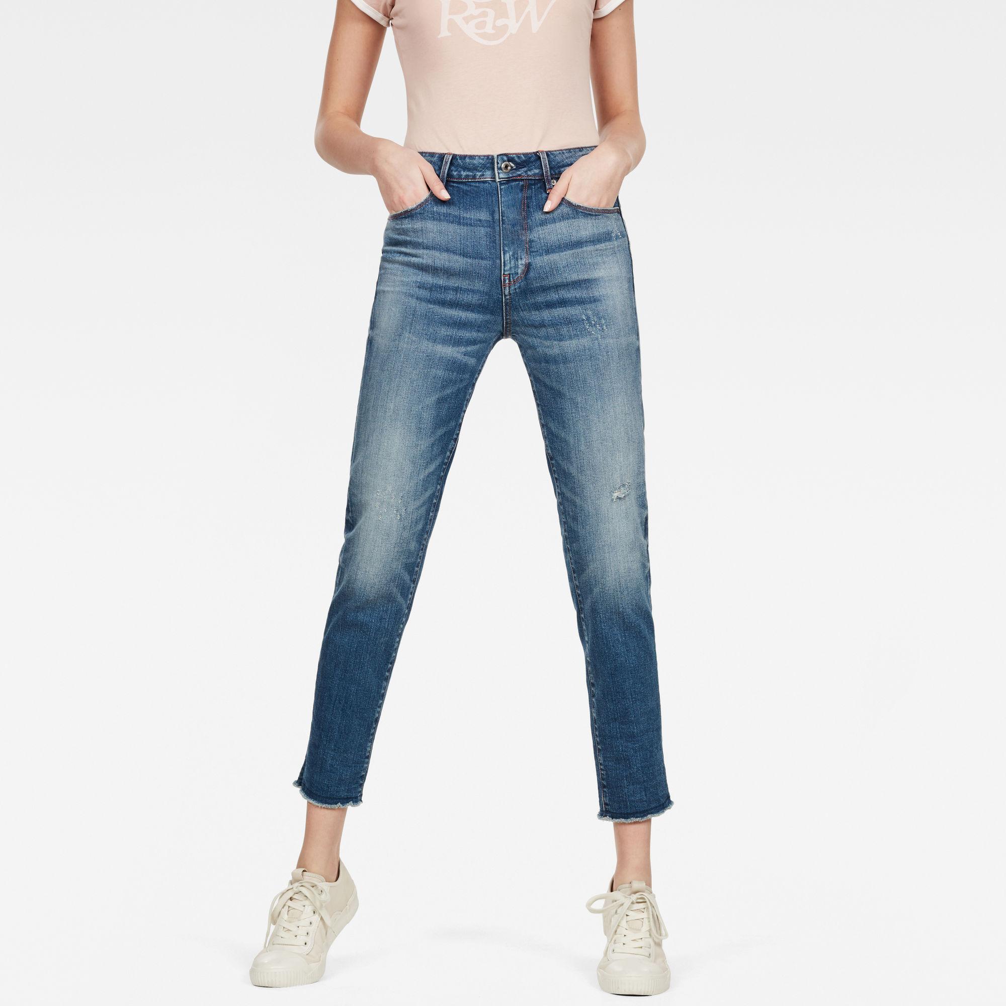 Van G Star Raw 3301 RP High Straight Ankle Jeans Prijsvergelijk nu!