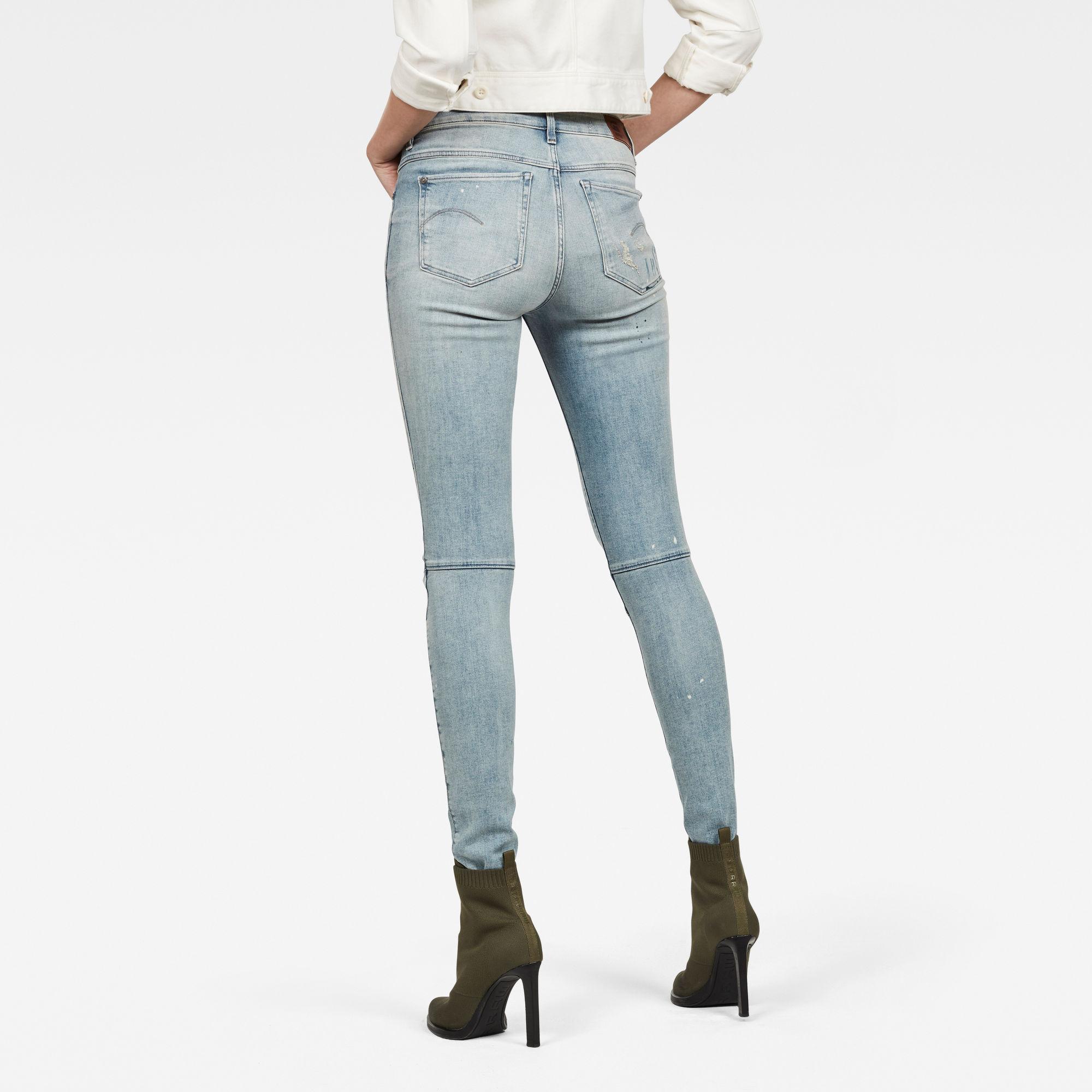 G-Star RAW Biwes High Skinny Jeans