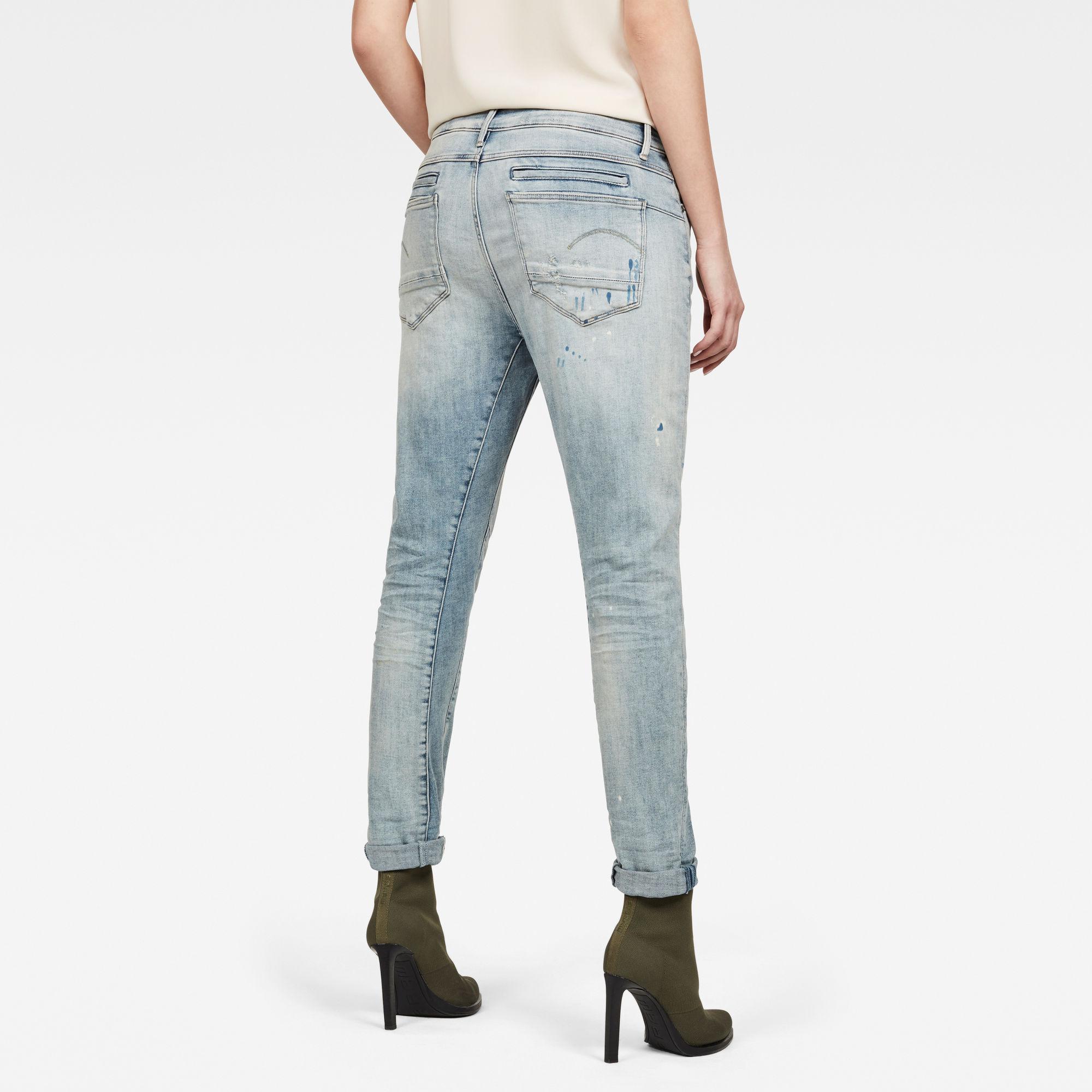 G-Star RAW D-Staq Mid Boy Slim Jeans