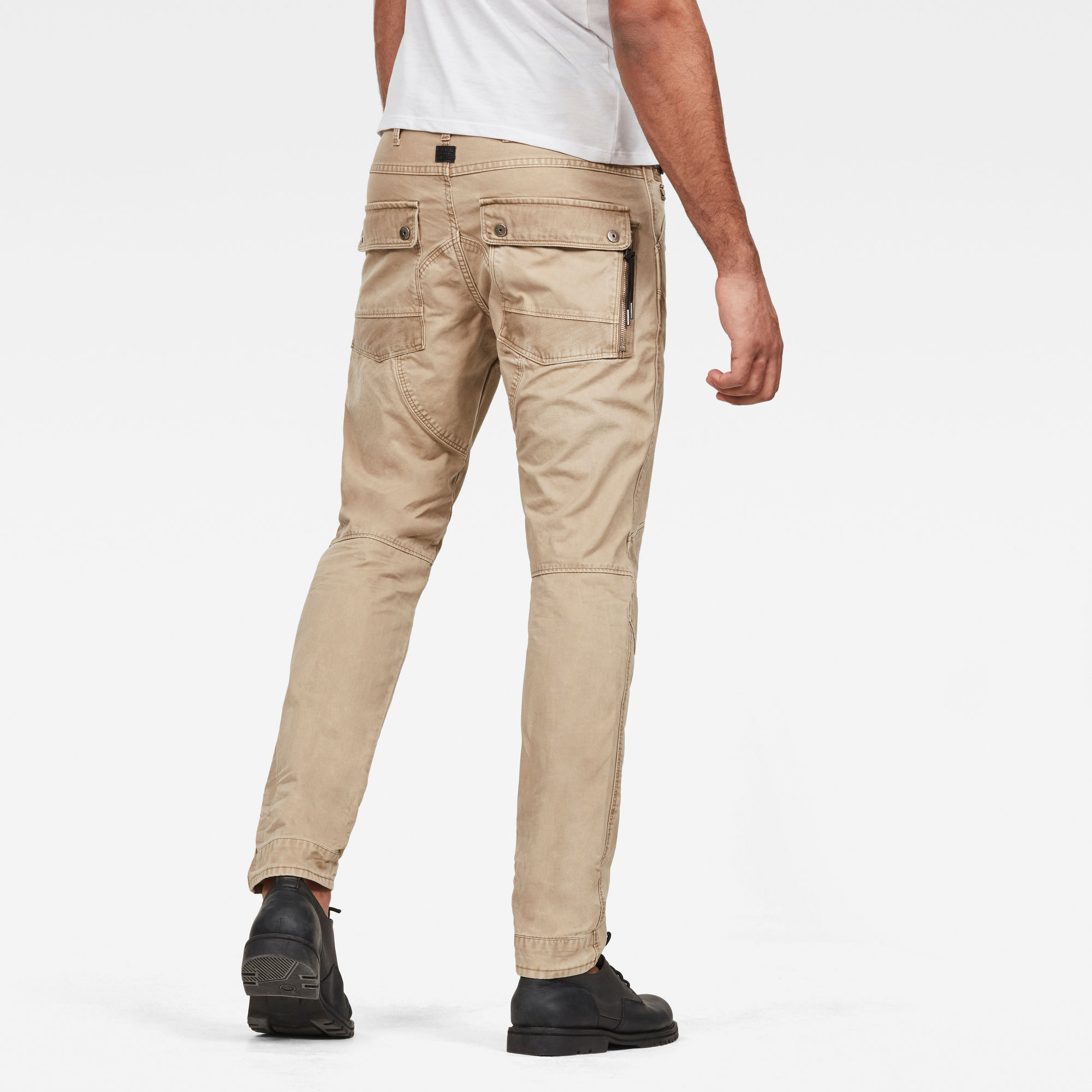 5620 3D Strike Straight Tapered Colored Jeans