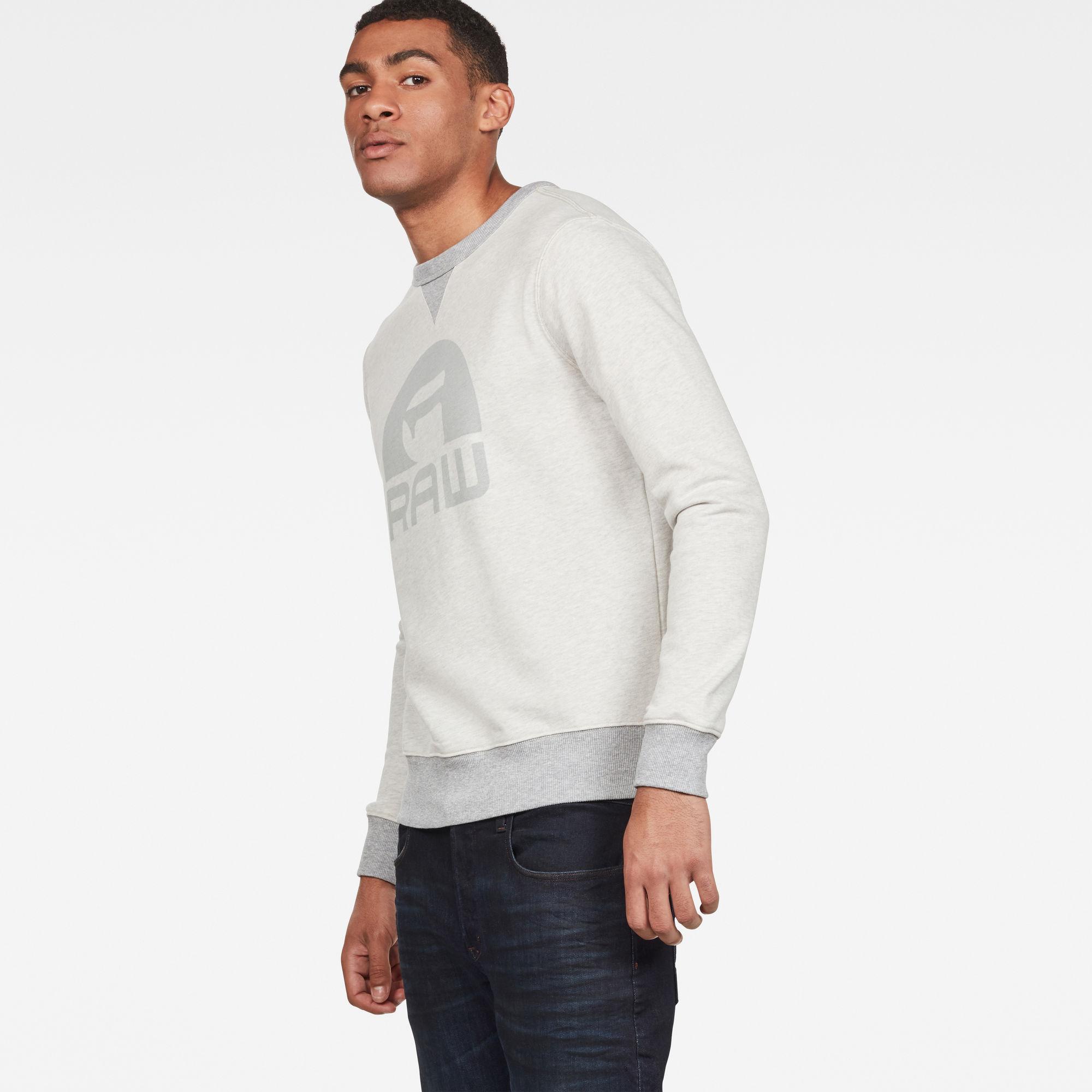 Graphic 2 Core Sweater