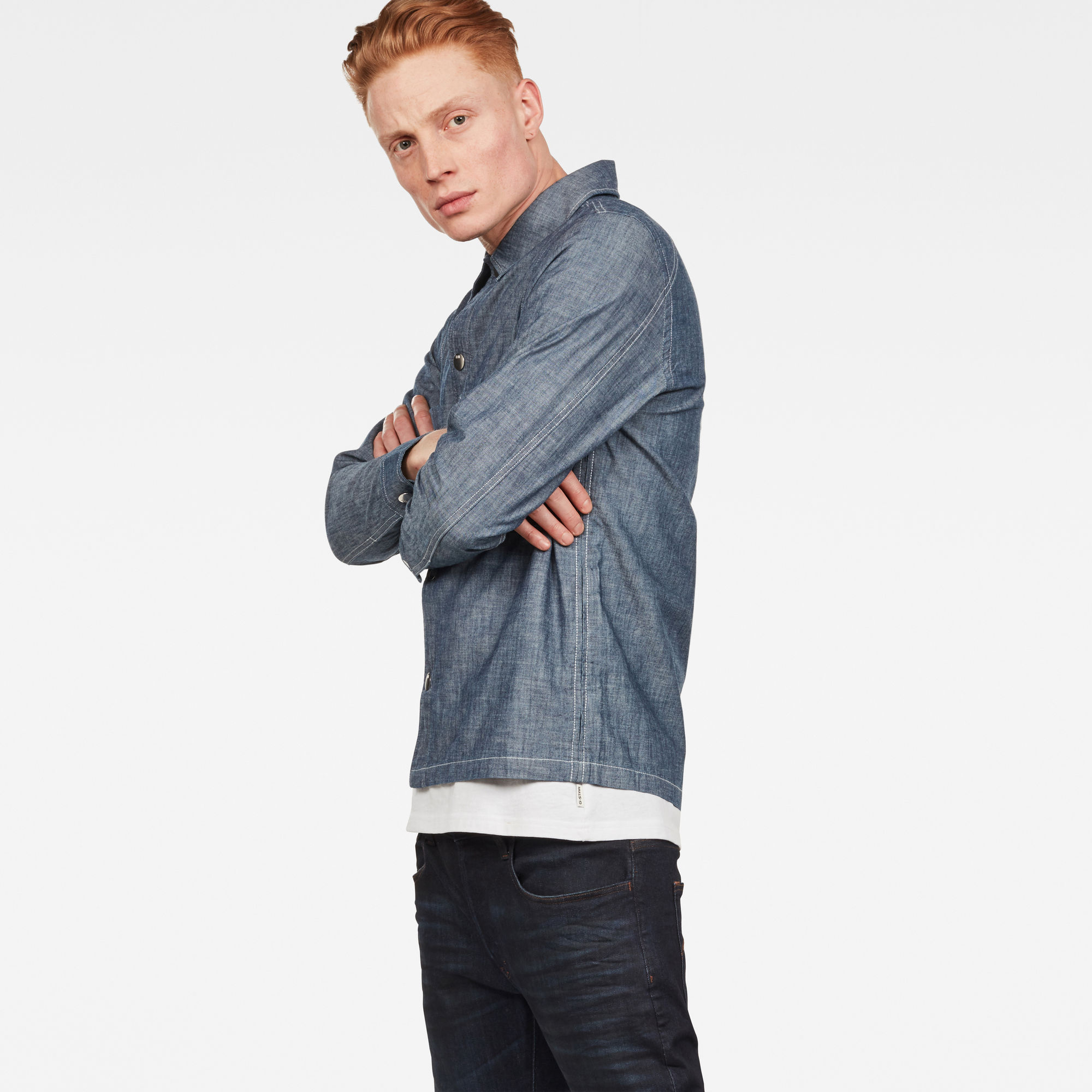 G-Star RAW XPO Utility Straight Overhemd