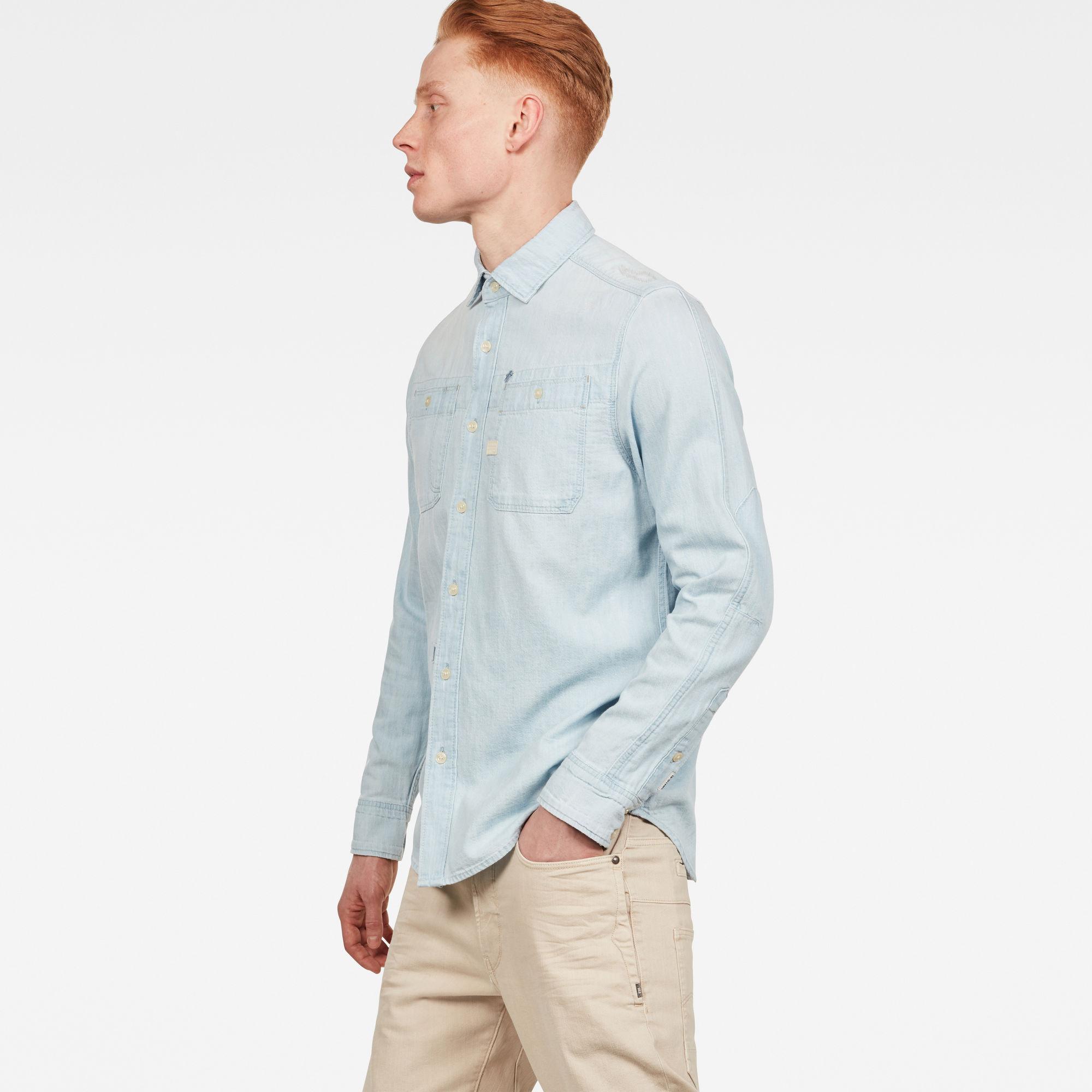 Kinec Straight Overhemd