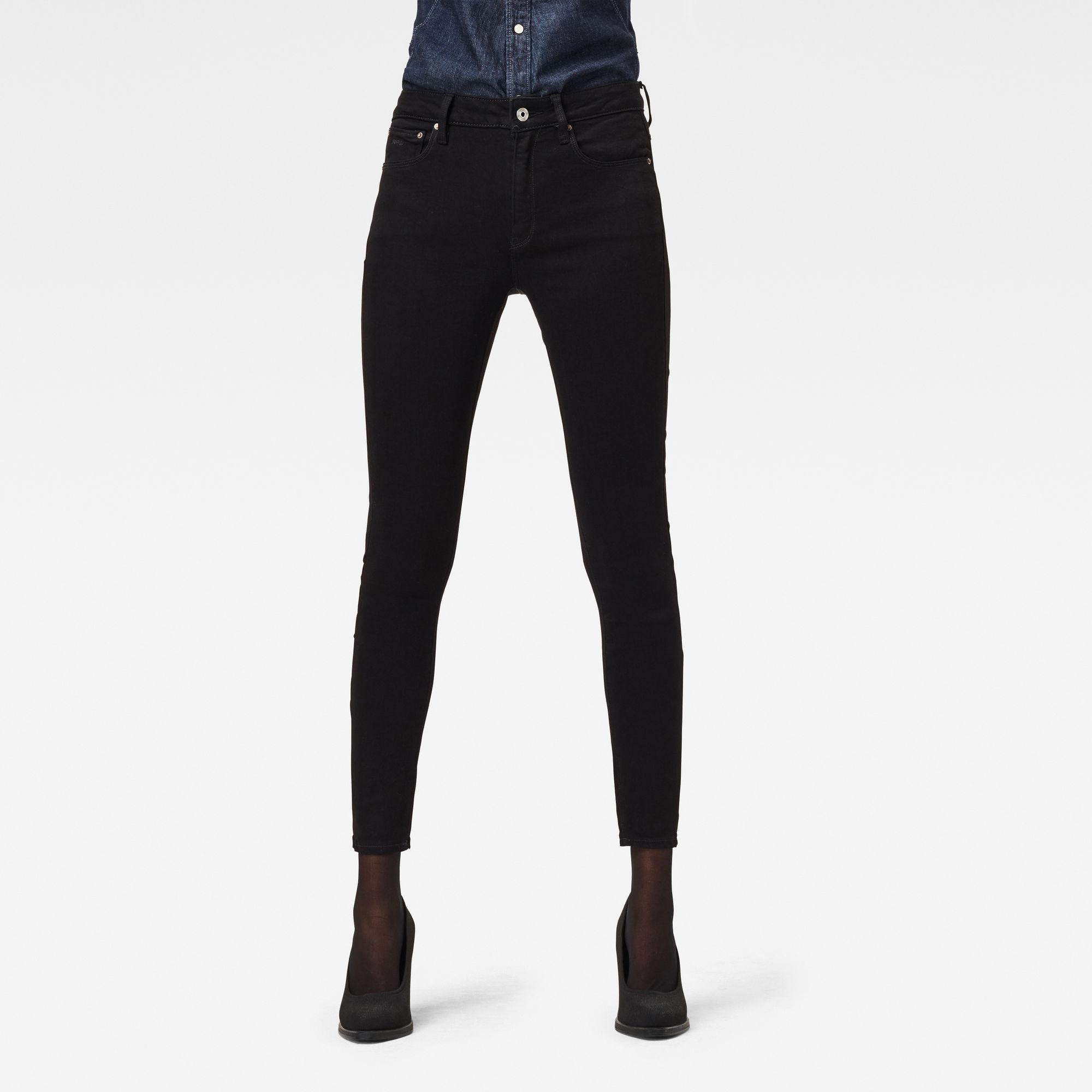 Van G Star Raw 3301 High Skinny Jeans Prijsvergelijk nu!