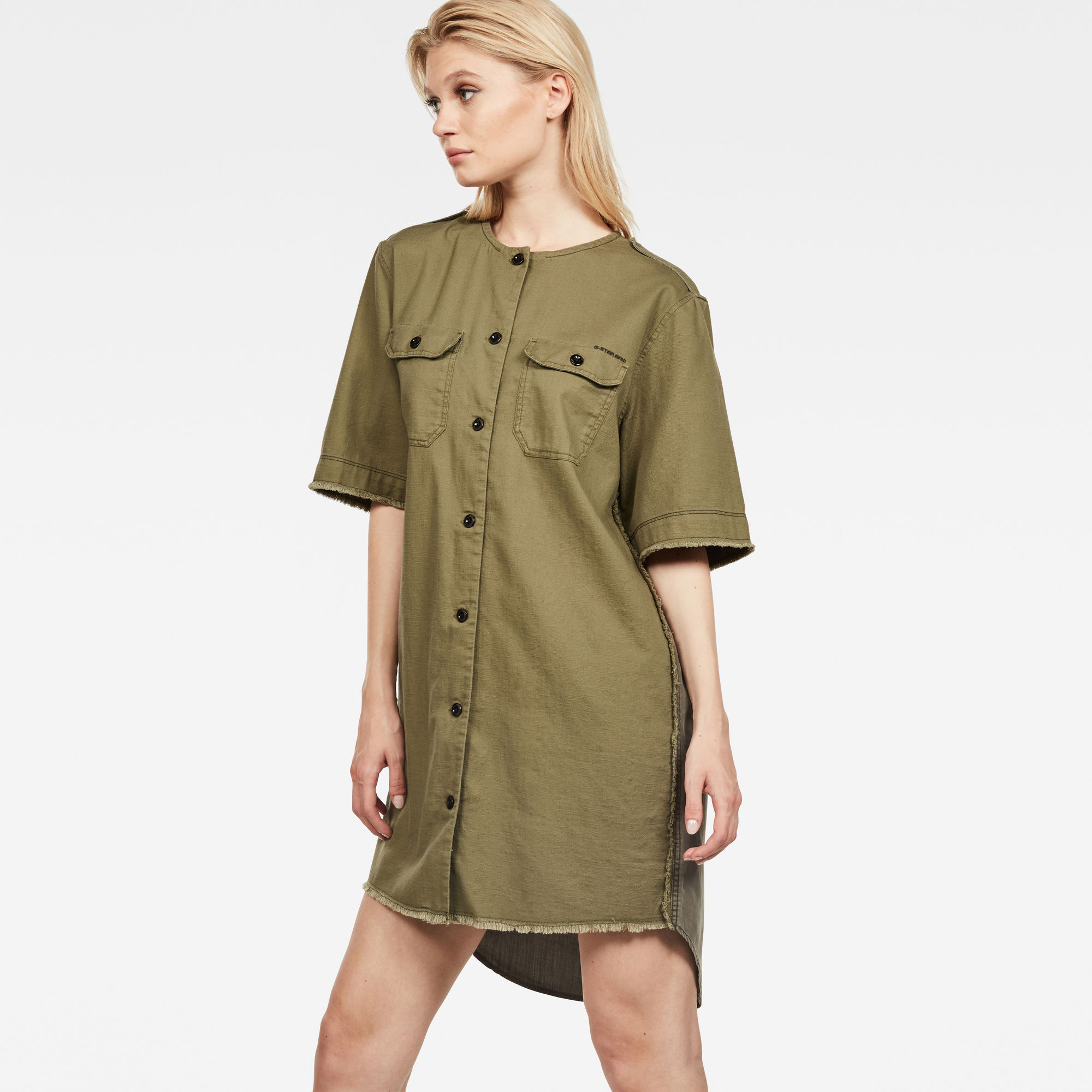 G-Star RAW Beryl Shirt Dress
