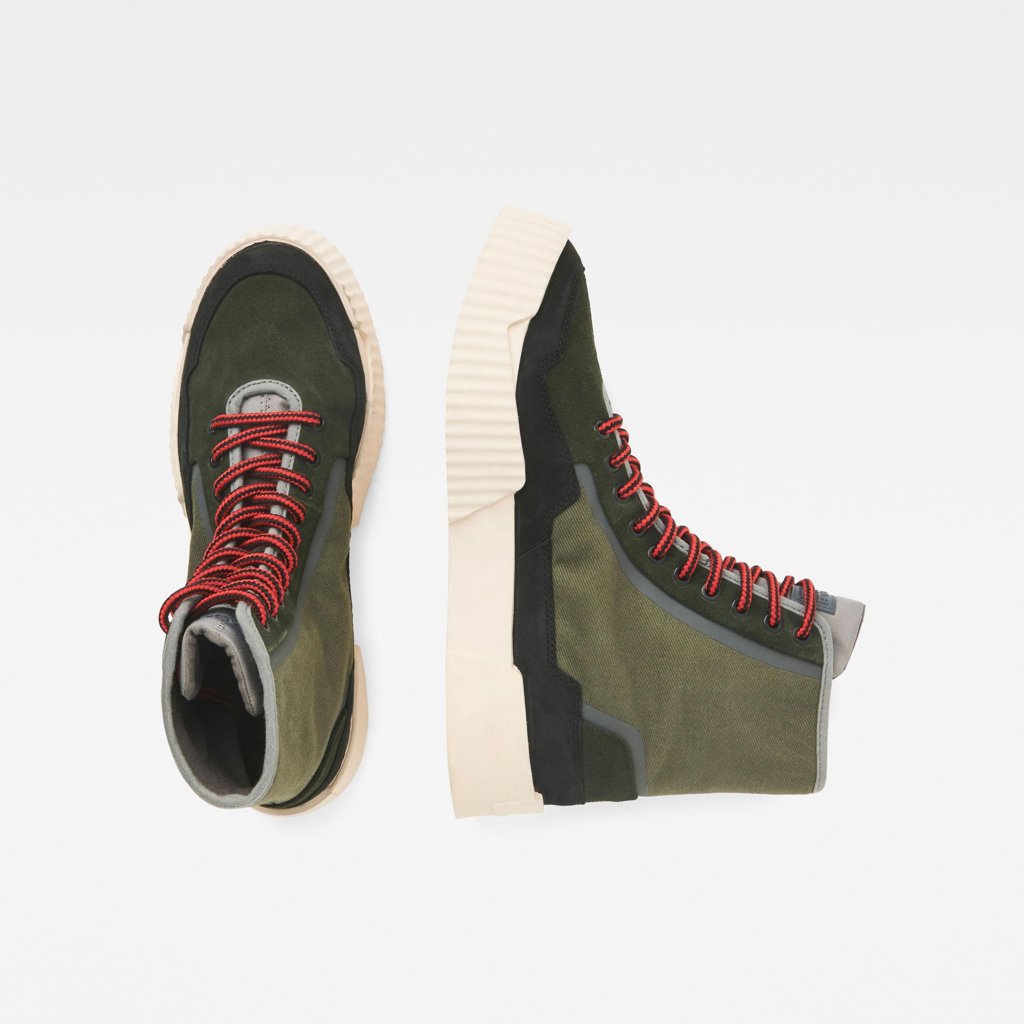 Rackam Scuba High II Sneakers