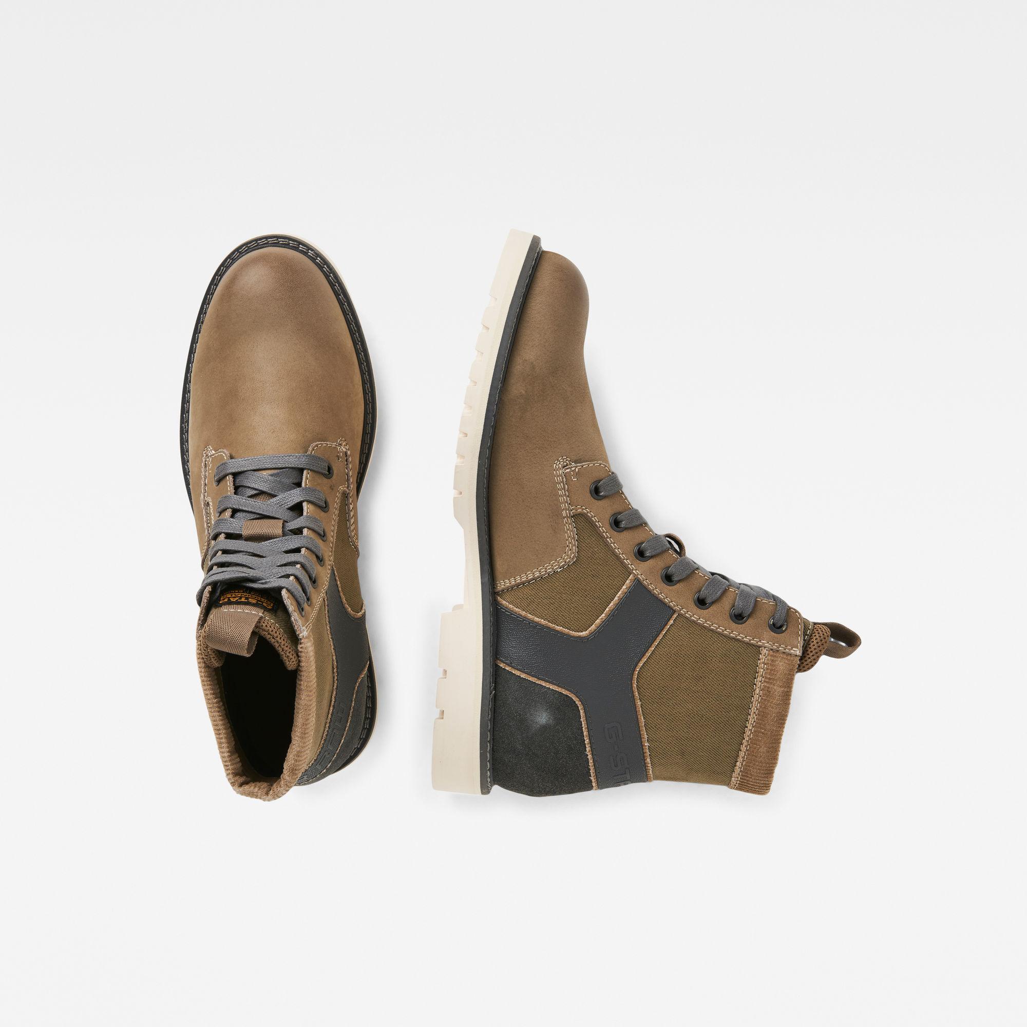 Powel Y Boots