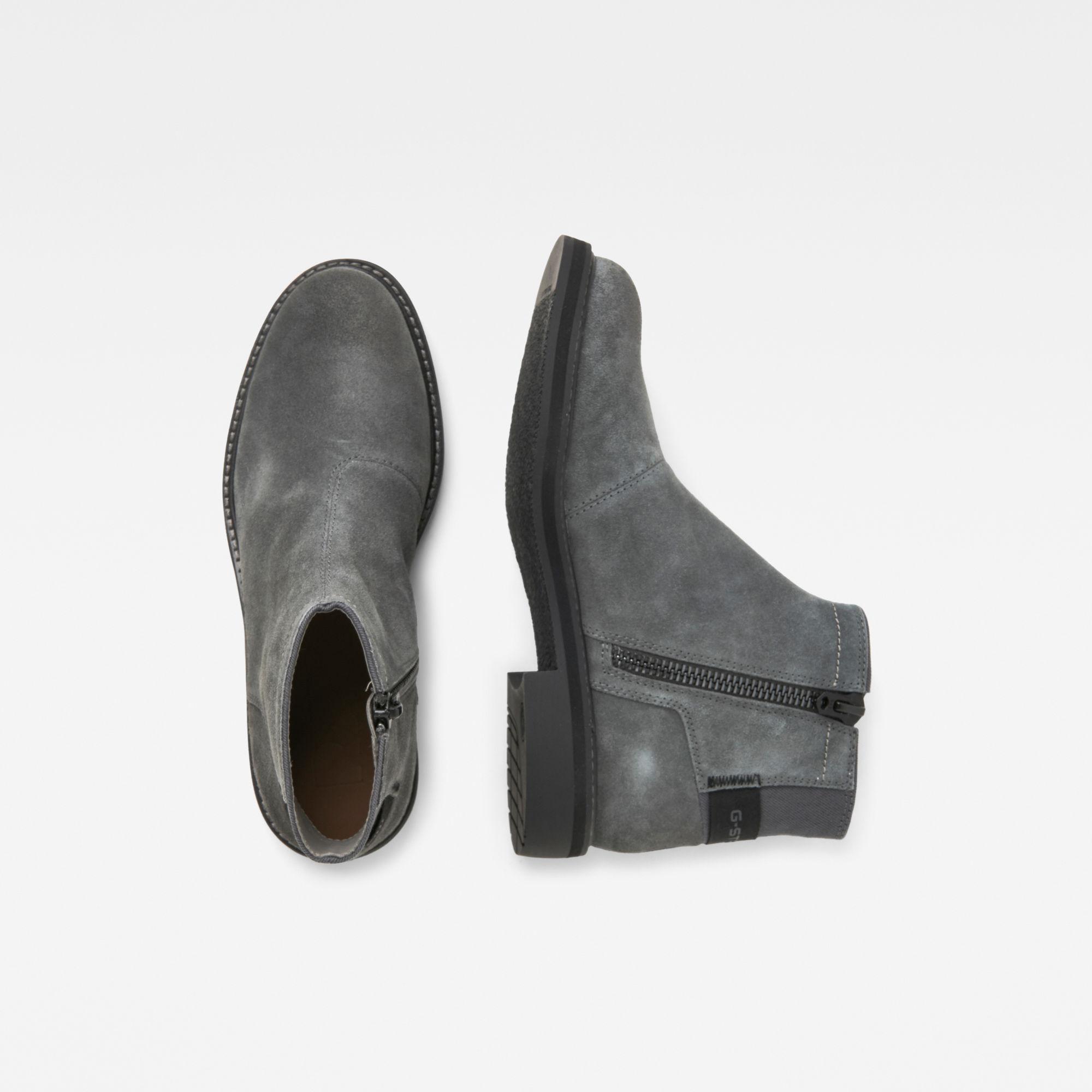 Garber Boots Zip