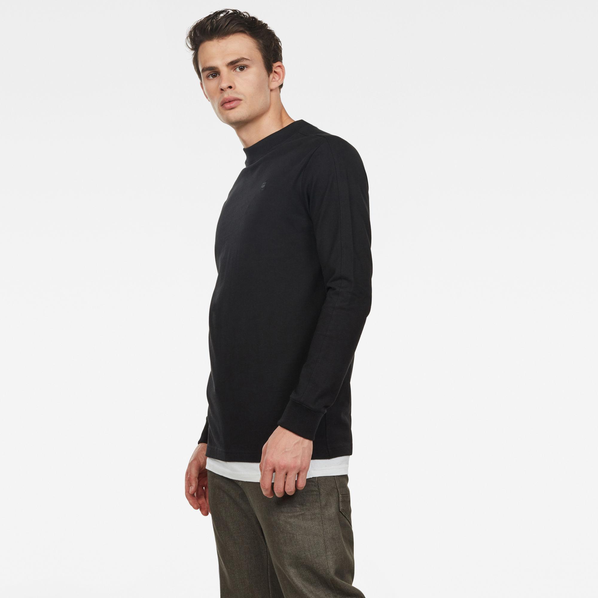 Korpaz Mock T-Shirt