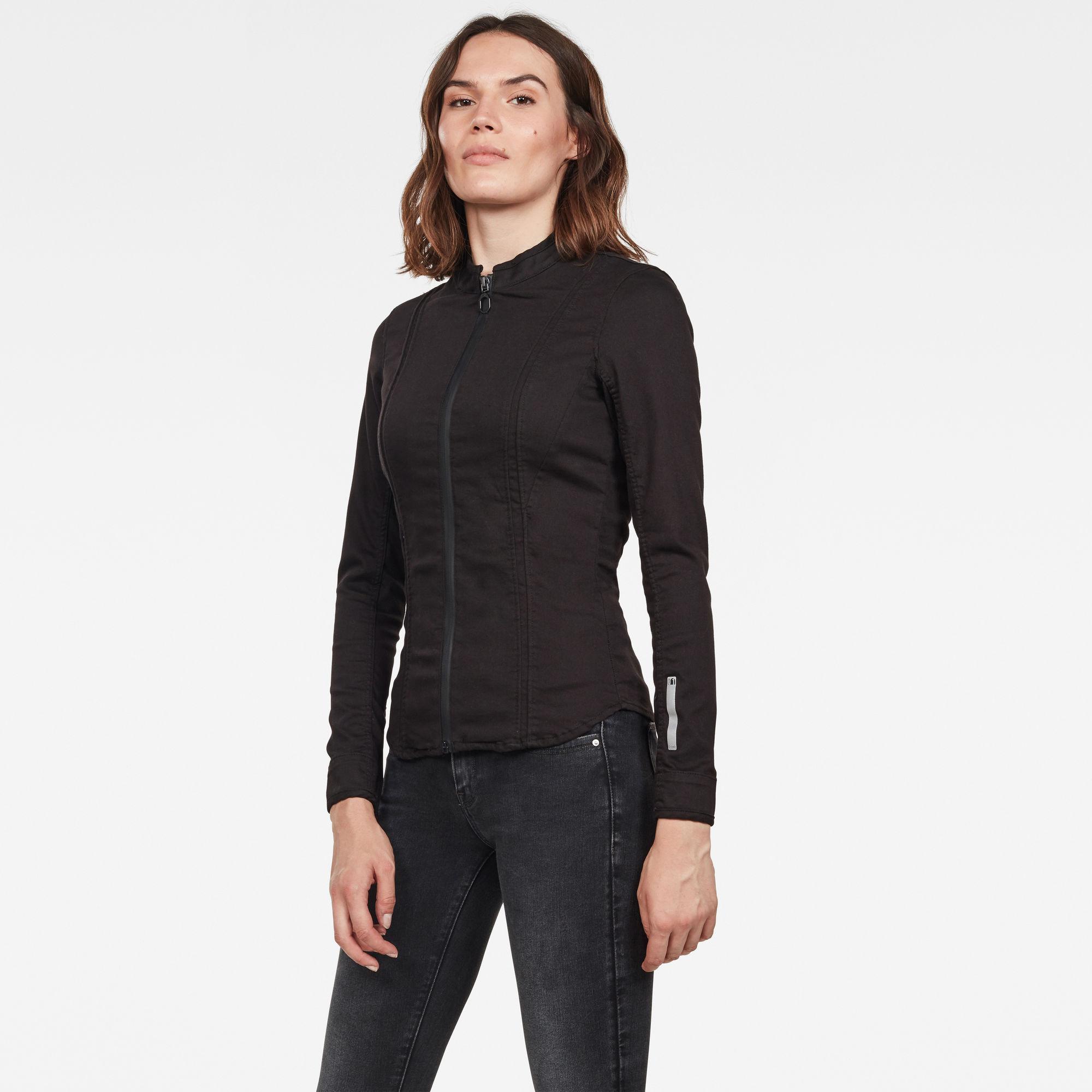 Lynn Tailored Slim Shirt