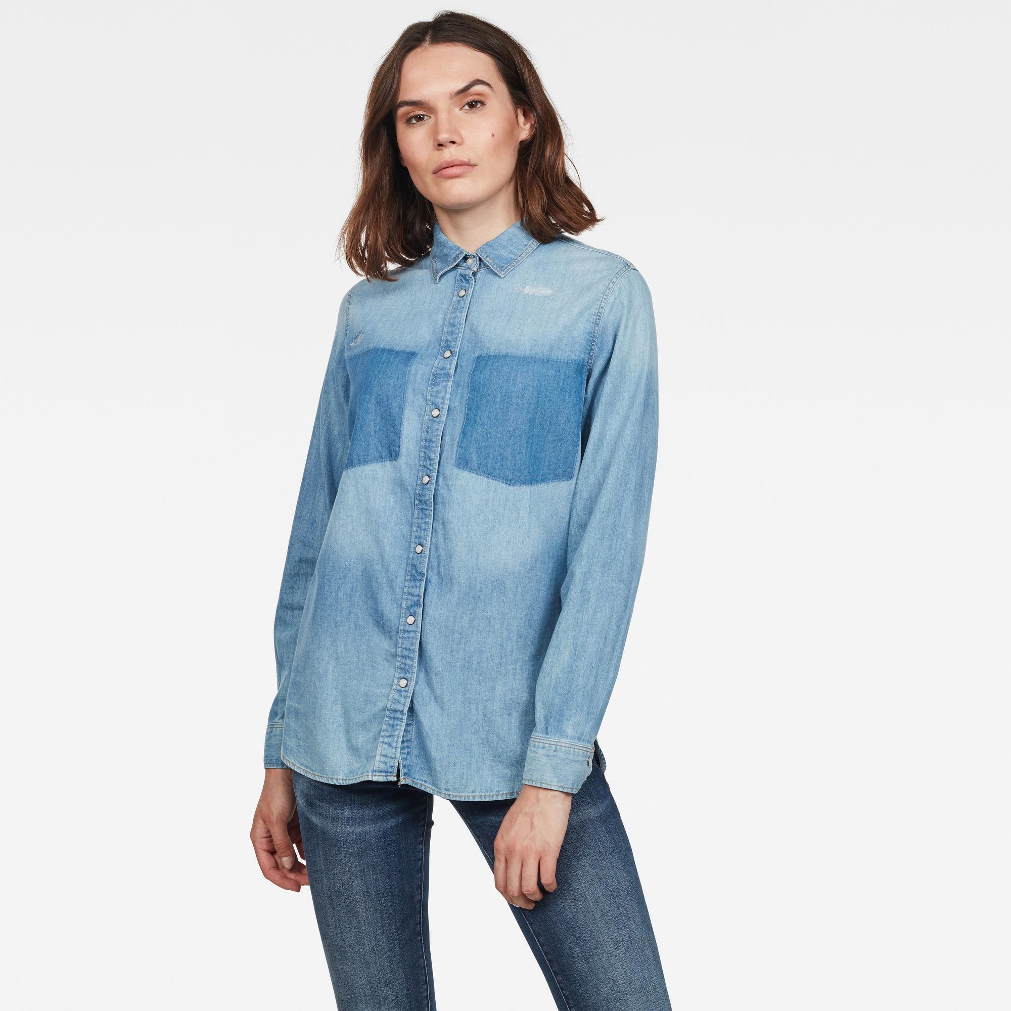 Remi Boyfriend Overhemd