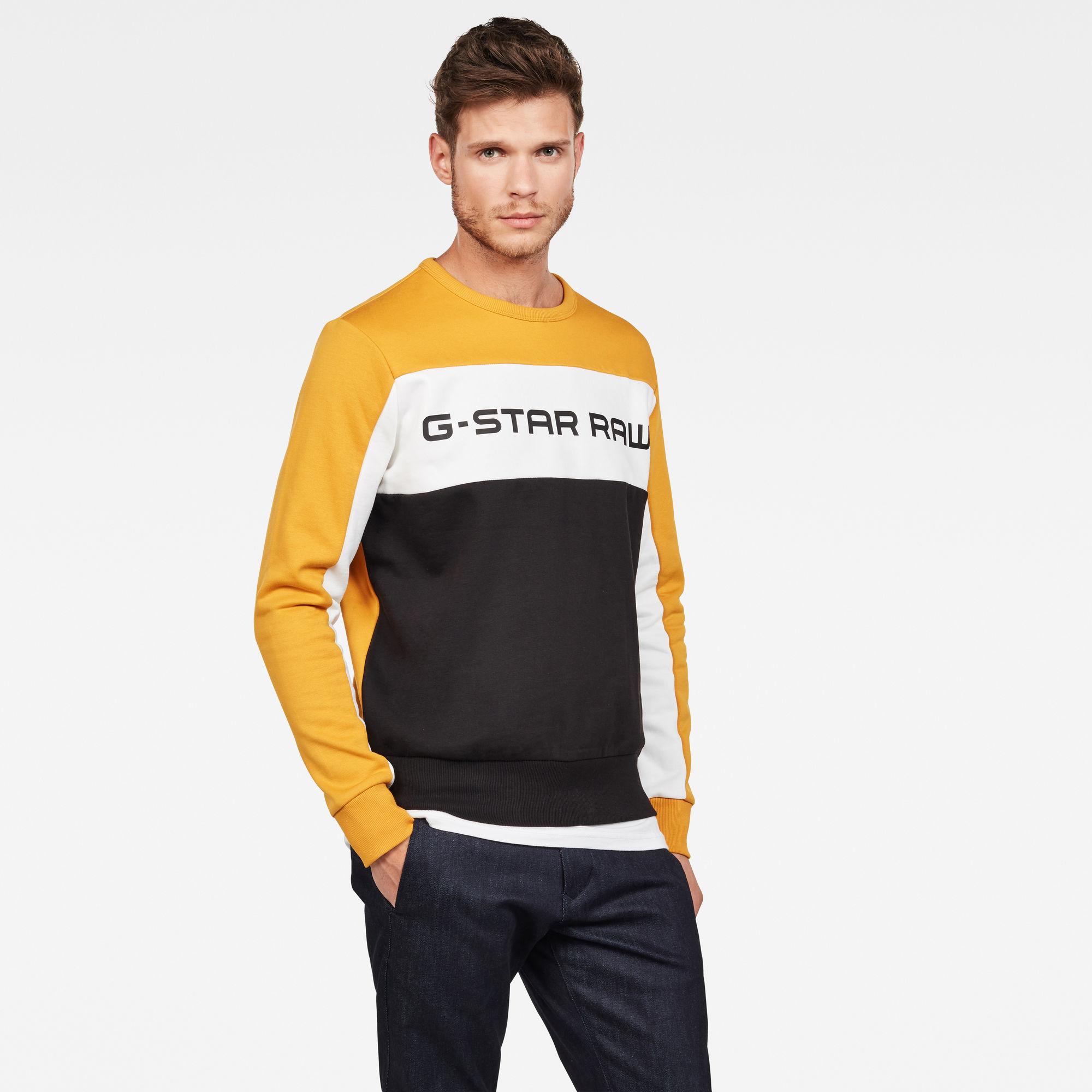 Swando New Block Sweater