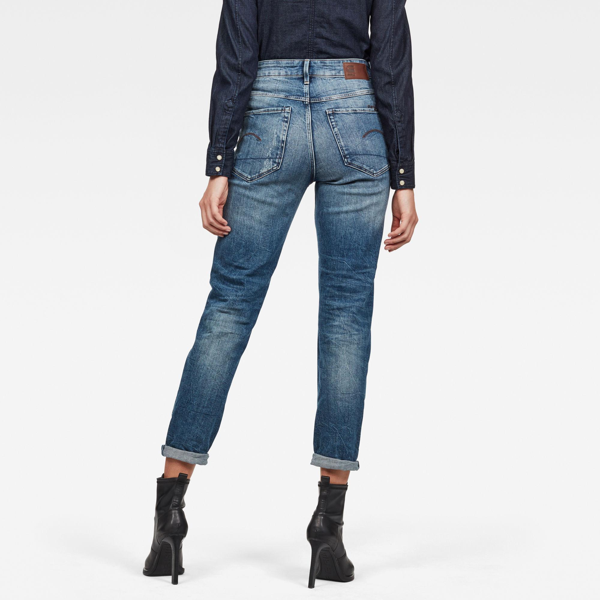 Navik High Slim Ankle Jeans