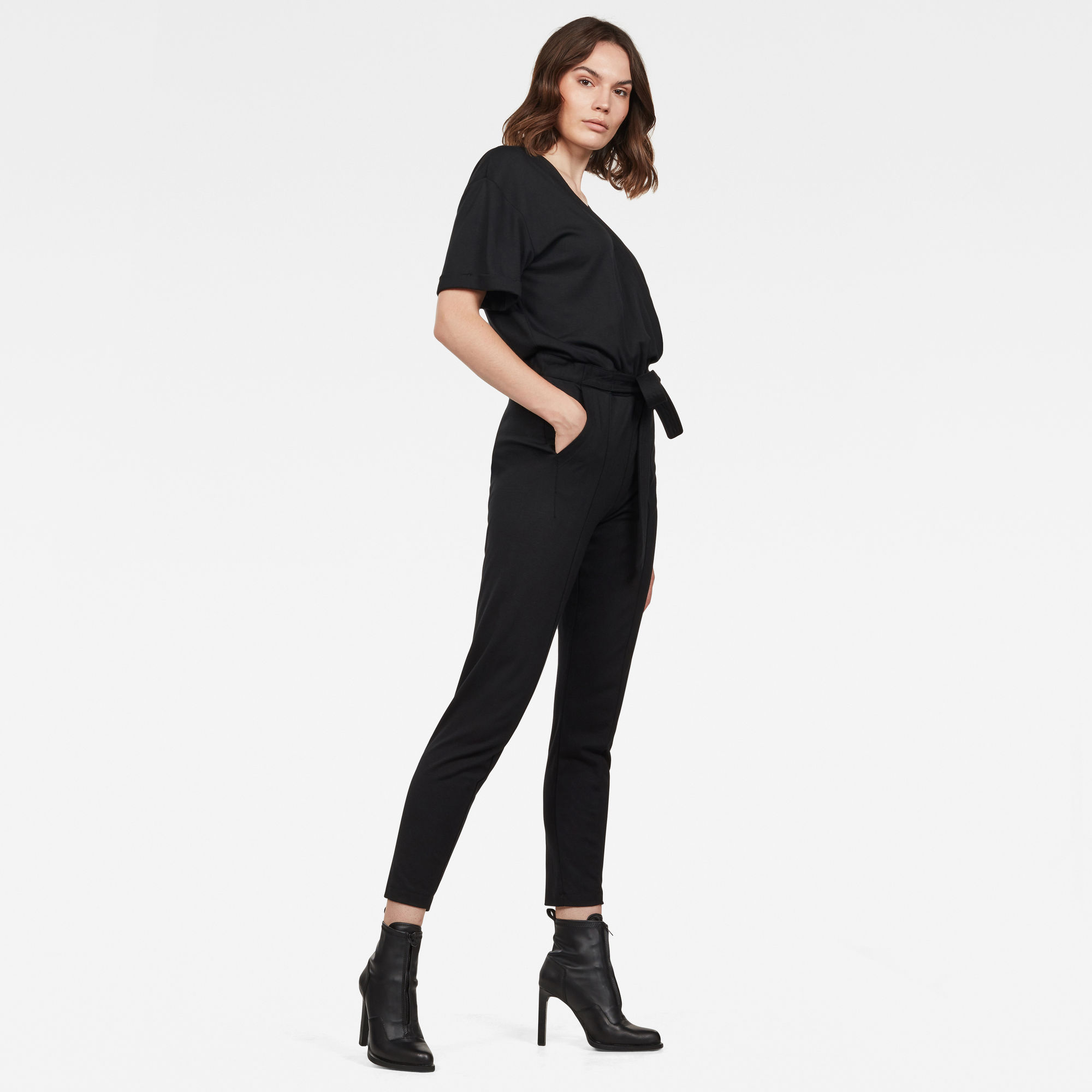 Ingot Loose Jumpsuit