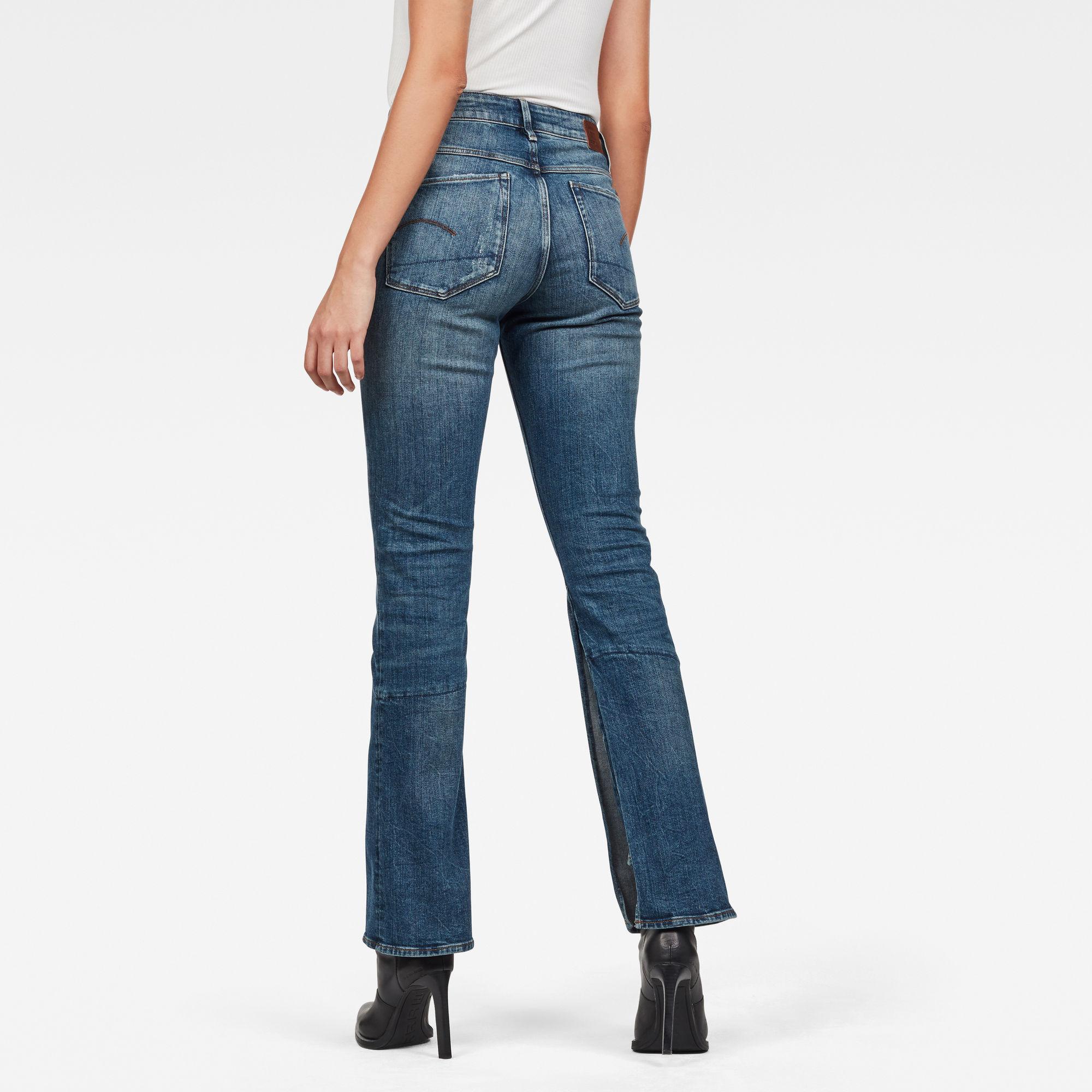 Yonova High Flare Jeans