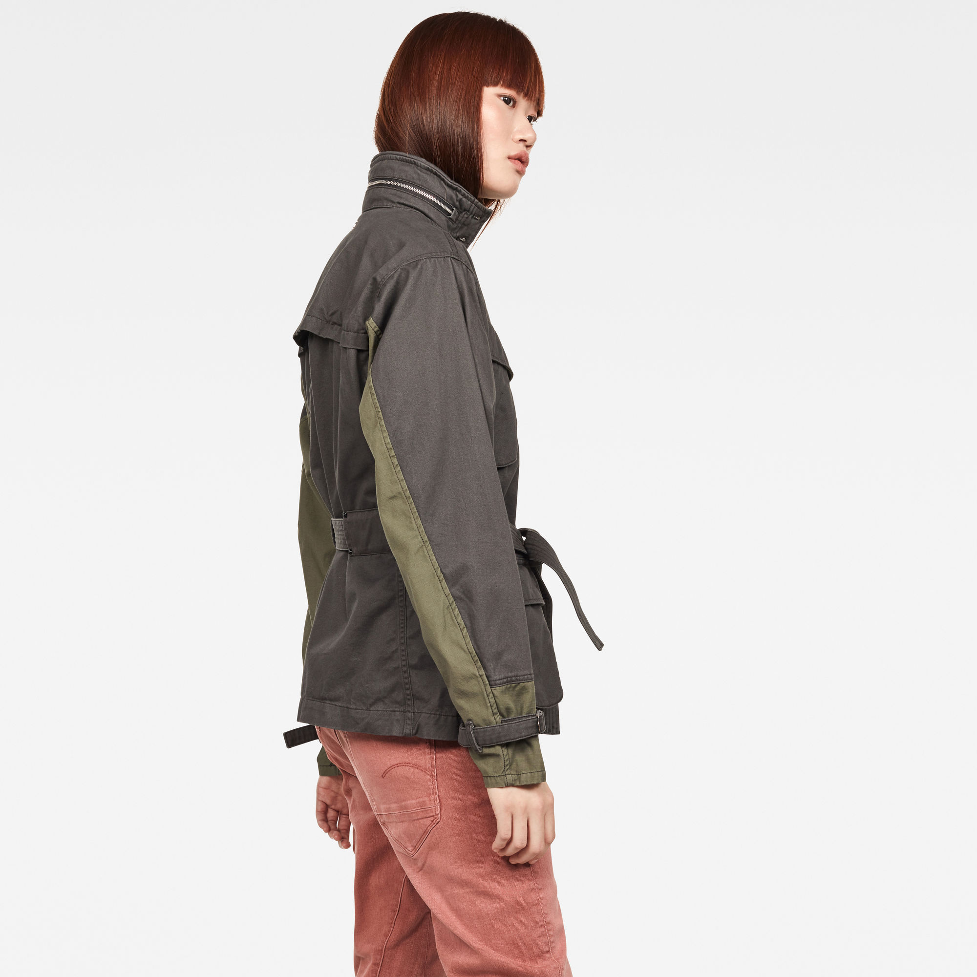Chisel Belted Field Jacket