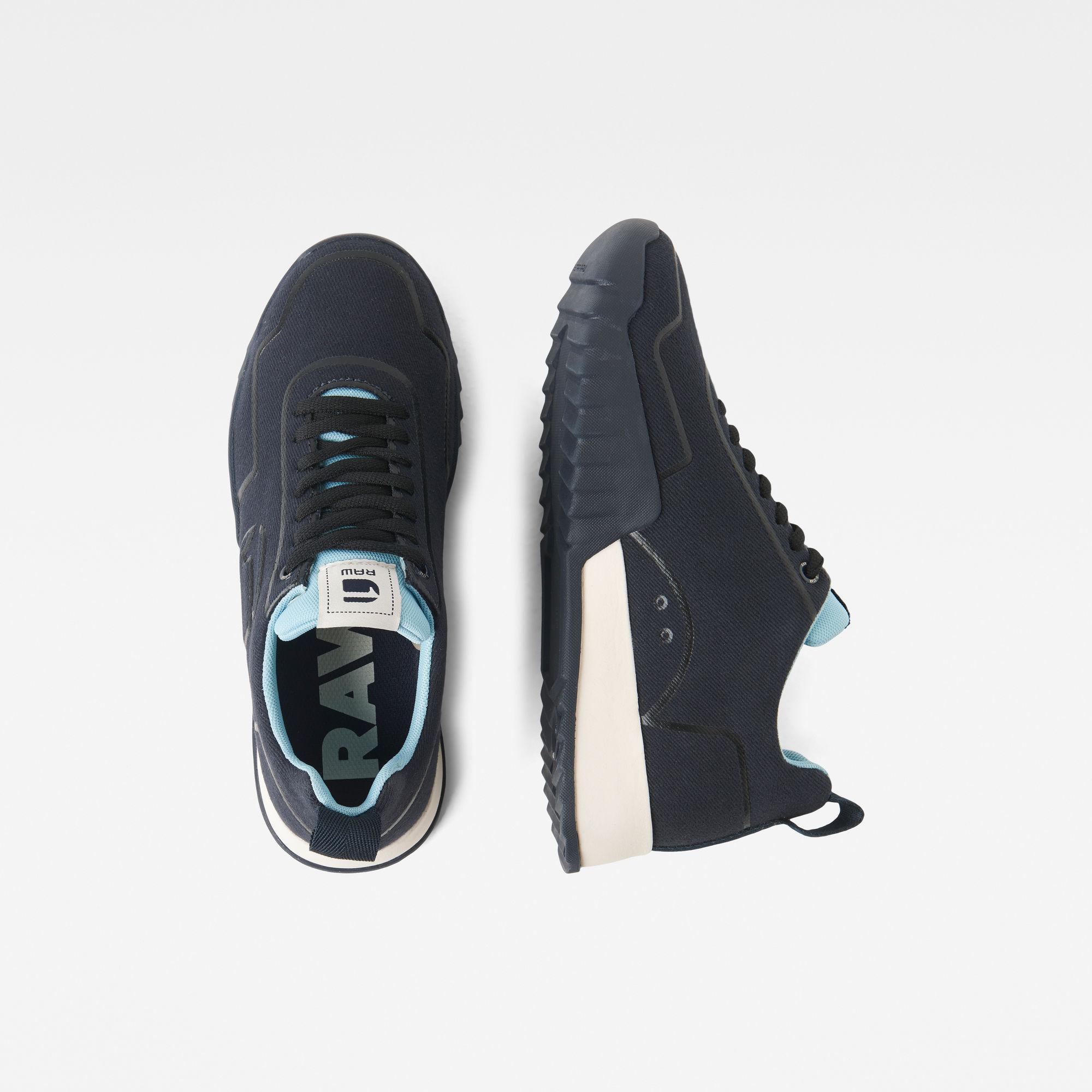 G-Star RAW Rackam Rovic Debossed Sneakers