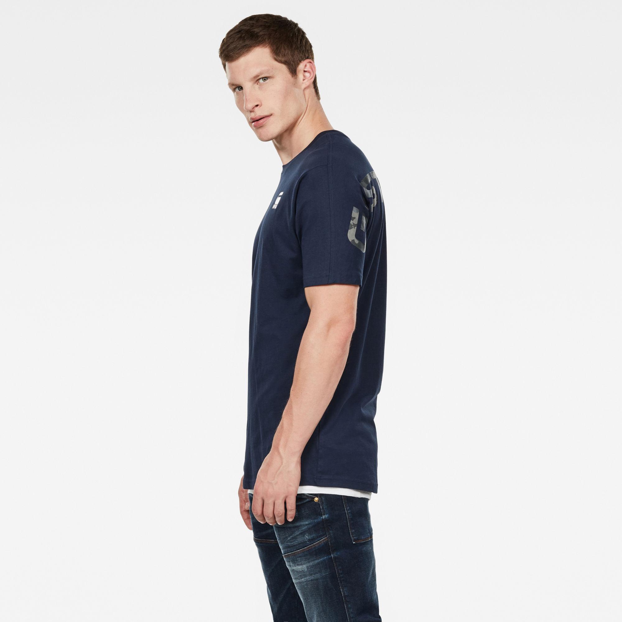 G-Star RAW Korpaz-S Logo Camo T-Shirt