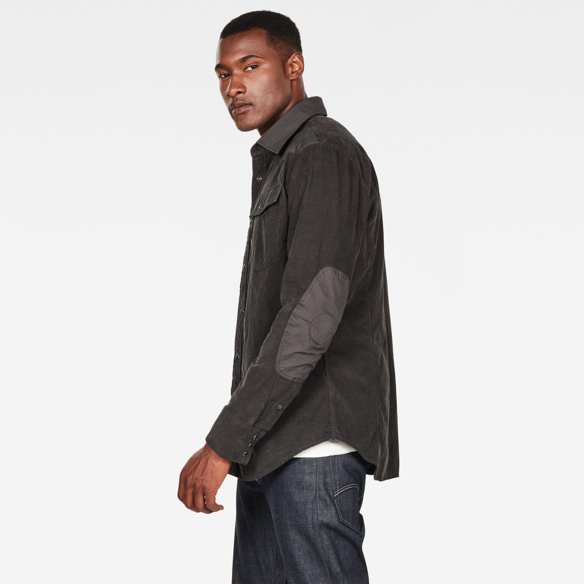 MAXRAW III 3301 Slim Shirt