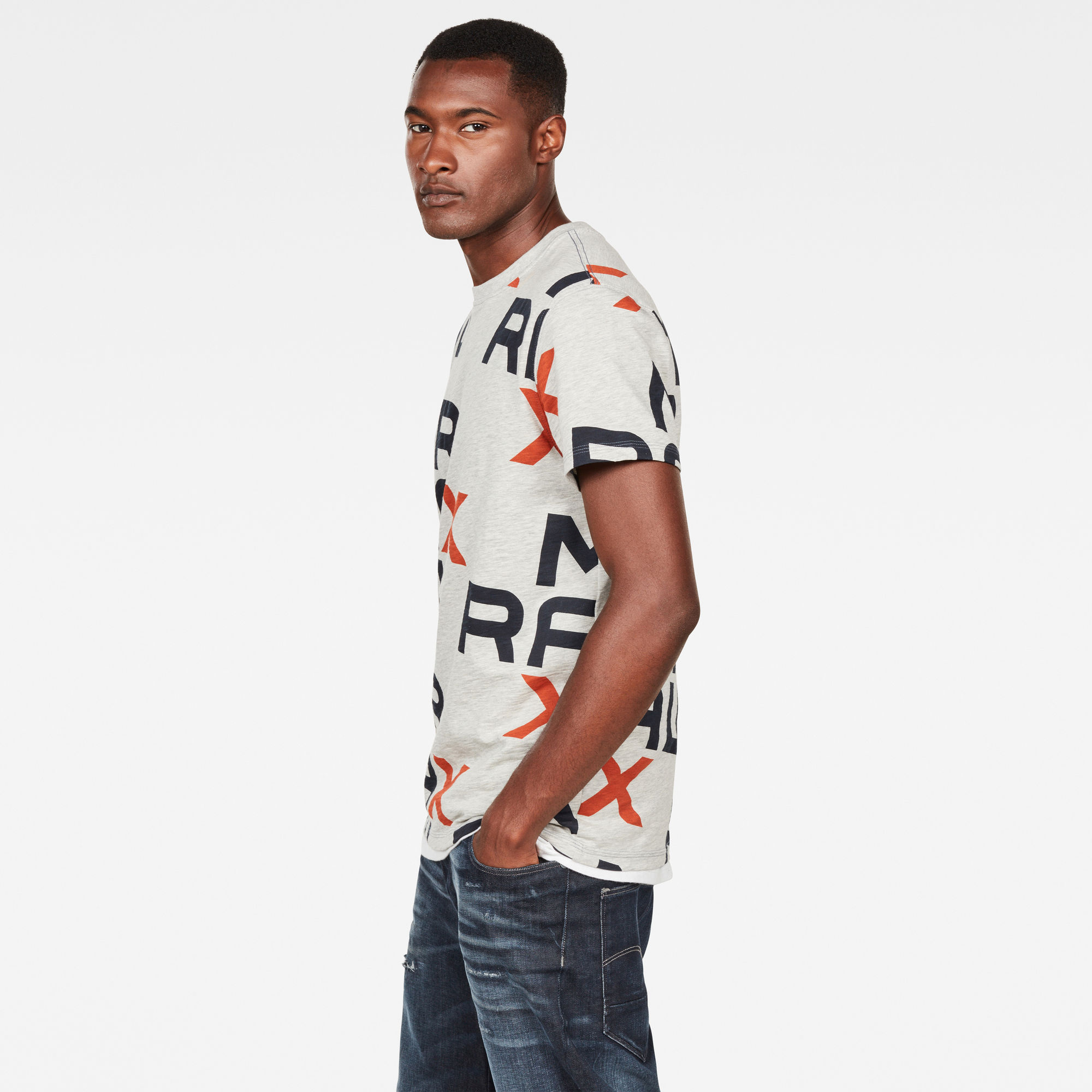 MAXRAW III Graphic T-Shirt