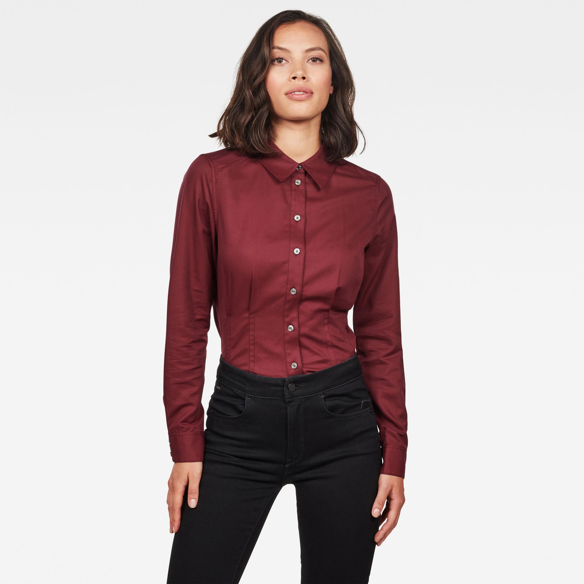 Syenite Slim Overhemd
