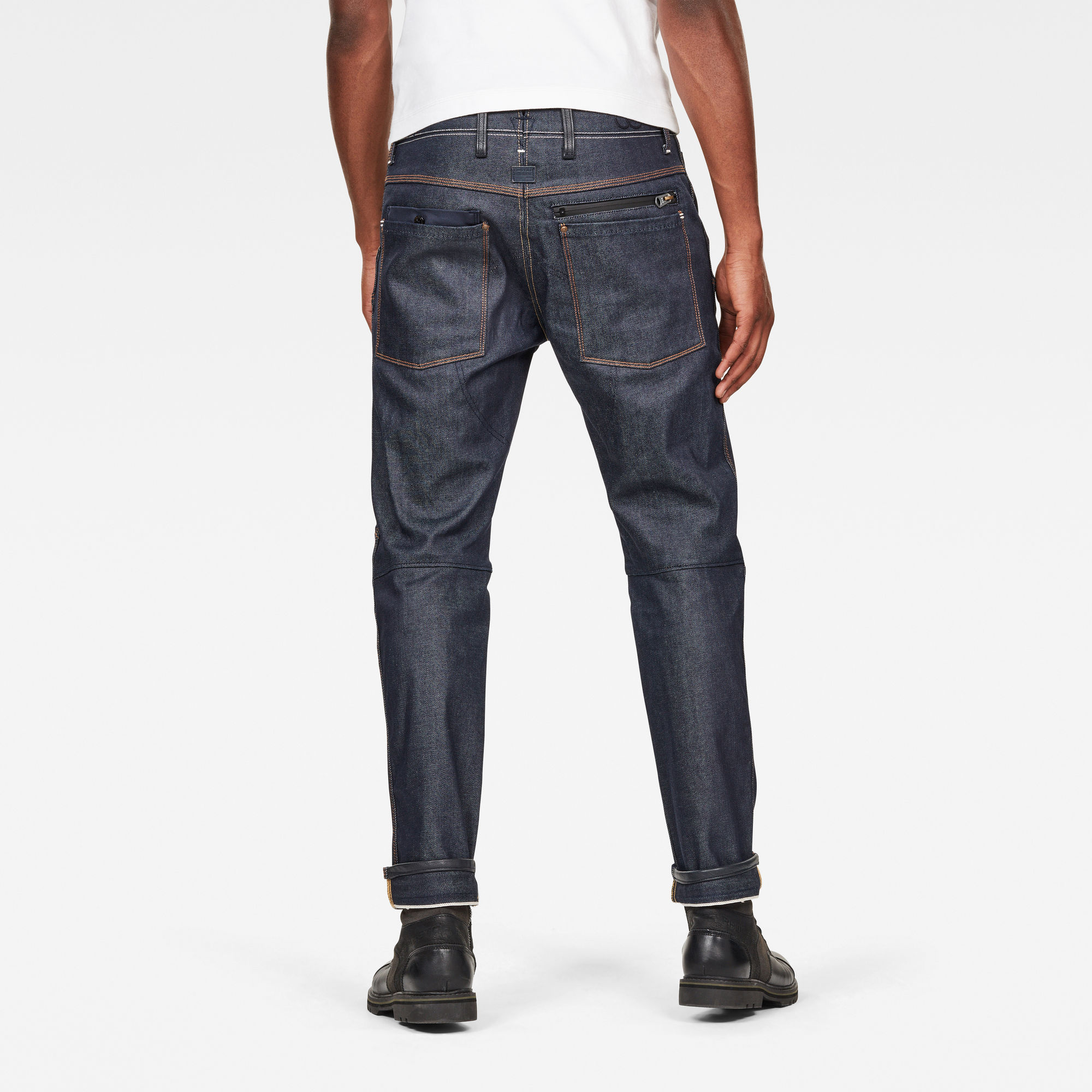 G-Star RAW 30 Years 5620 3D Straight Tapered Jeans