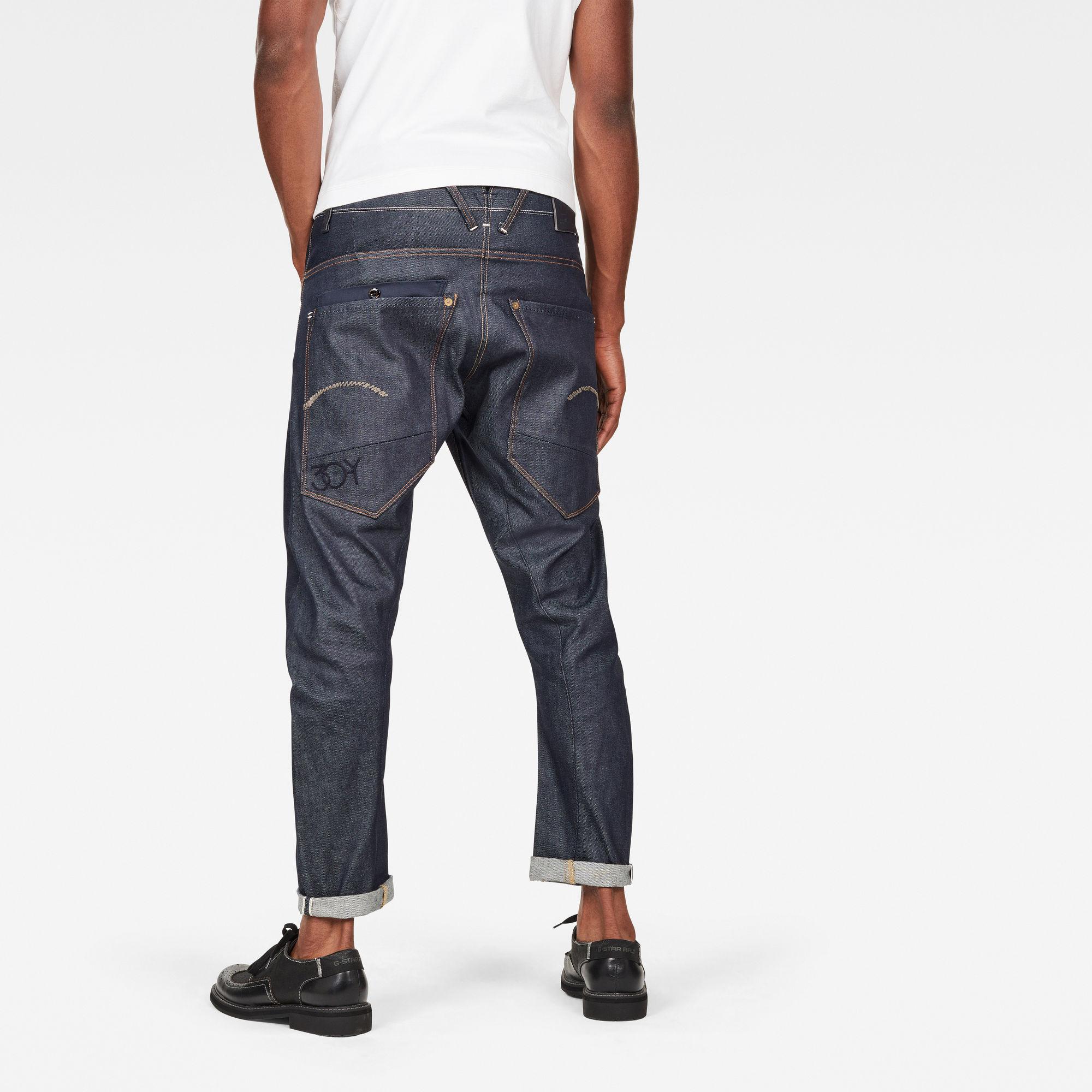 G-Star RAW 30 Years New York RAW Type C Tapered Jeans