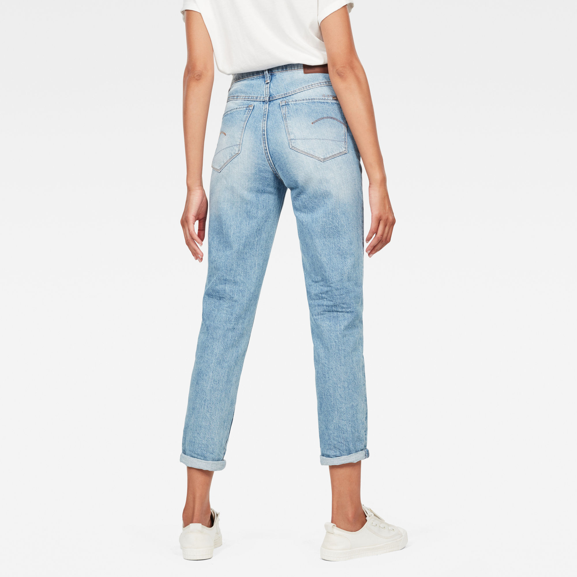 G-Star RAW 3301 High Straight 90's Jeans