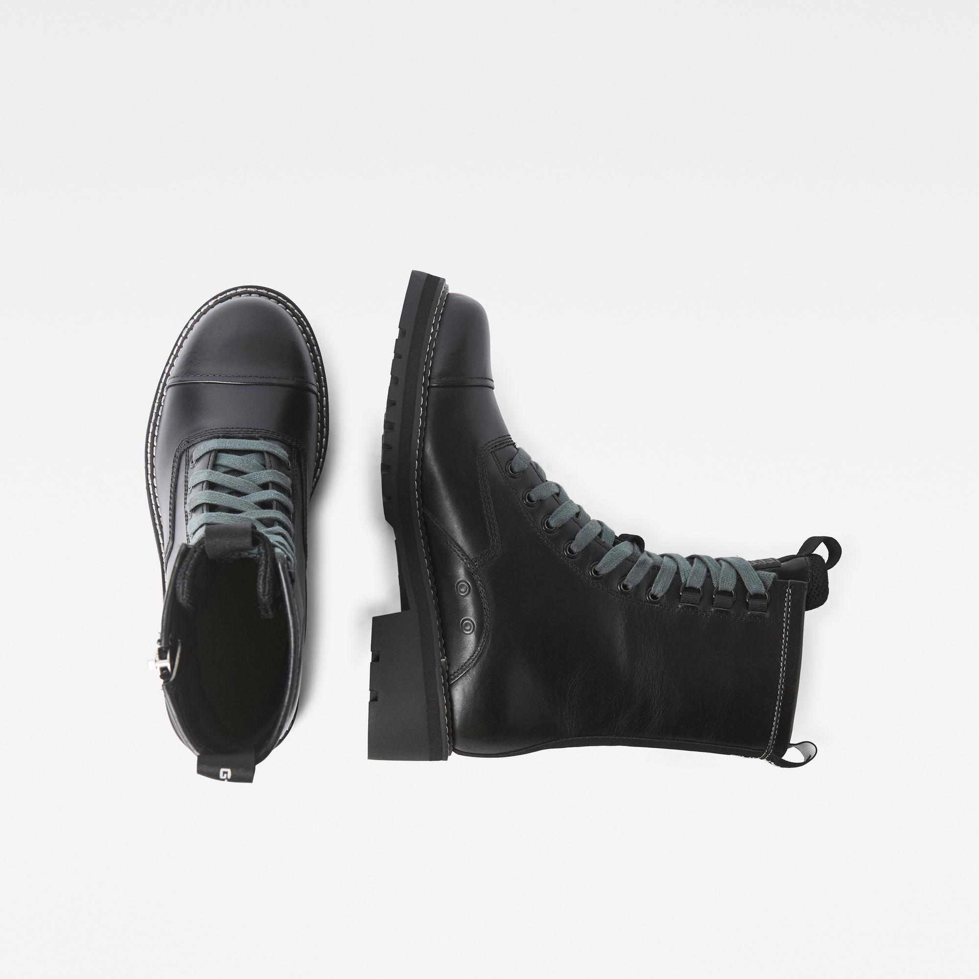 Minor Boots Met Rits