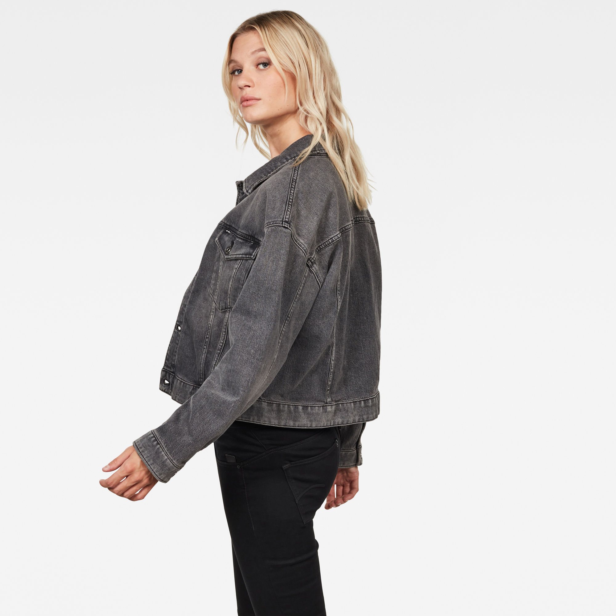 3301 Boyfriend Denim Jack