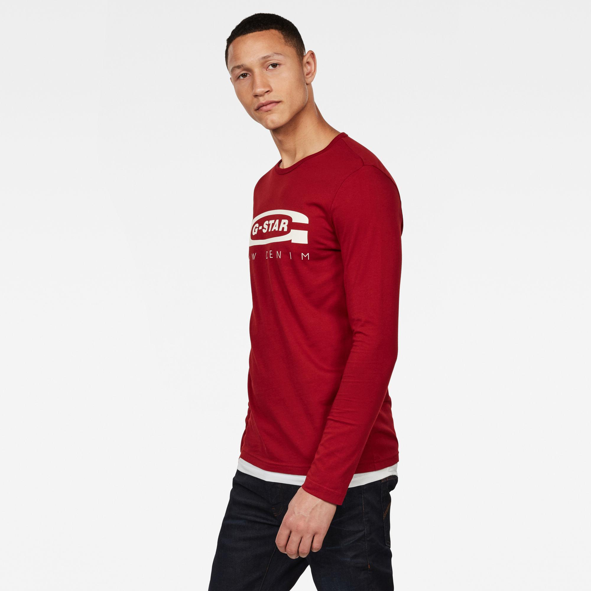 G-Star RAW Graphic 4 Slim T-Shirt