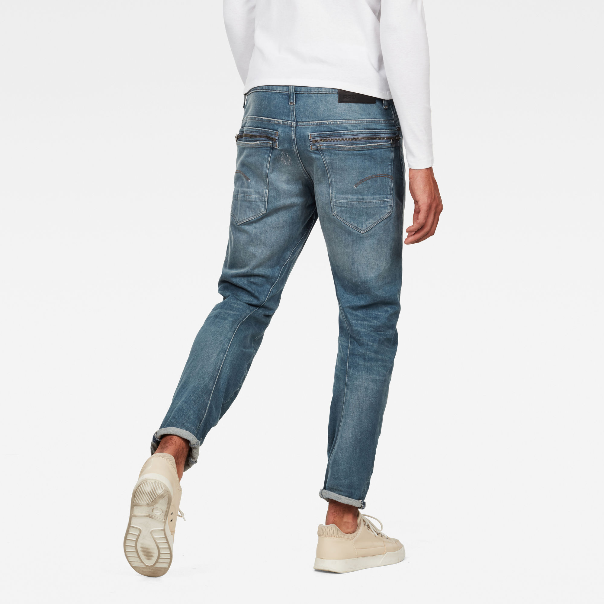 G-Star RAW Tobog 3D Relaxed Tapered Jeans