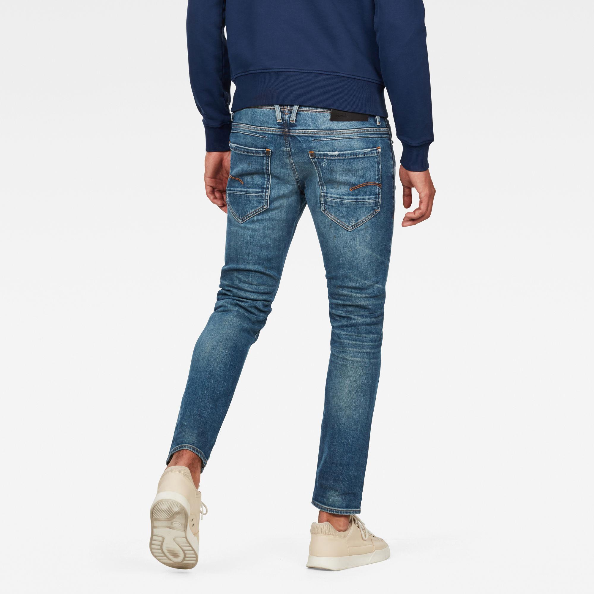 Moddan D-Staq 5-Pocket Slim Jeans